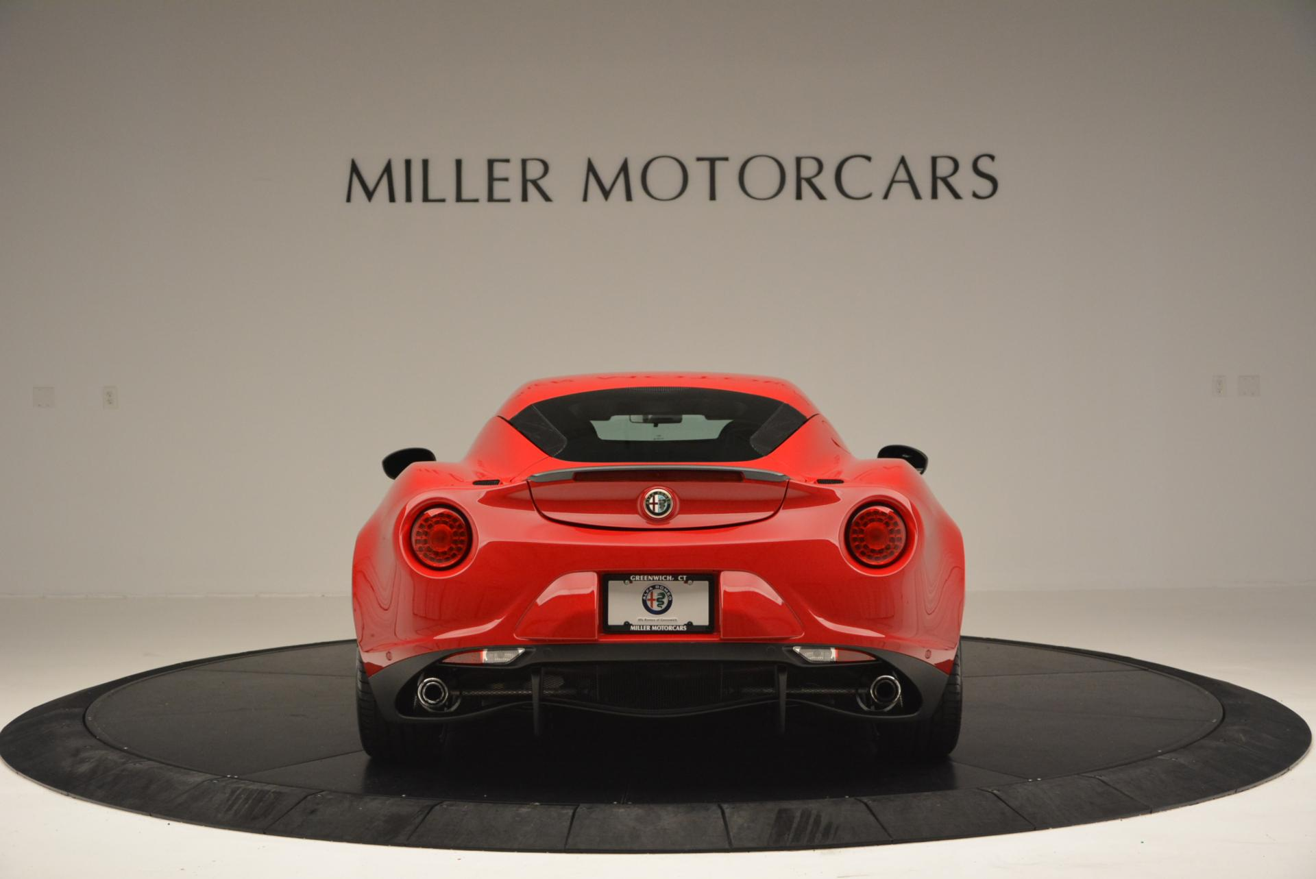 Used 2015 Alfa Romeo 4C Launch Edition For Sale In Greenwich, CT. Alfa Romeo of Greenwich, 7027 6_p6