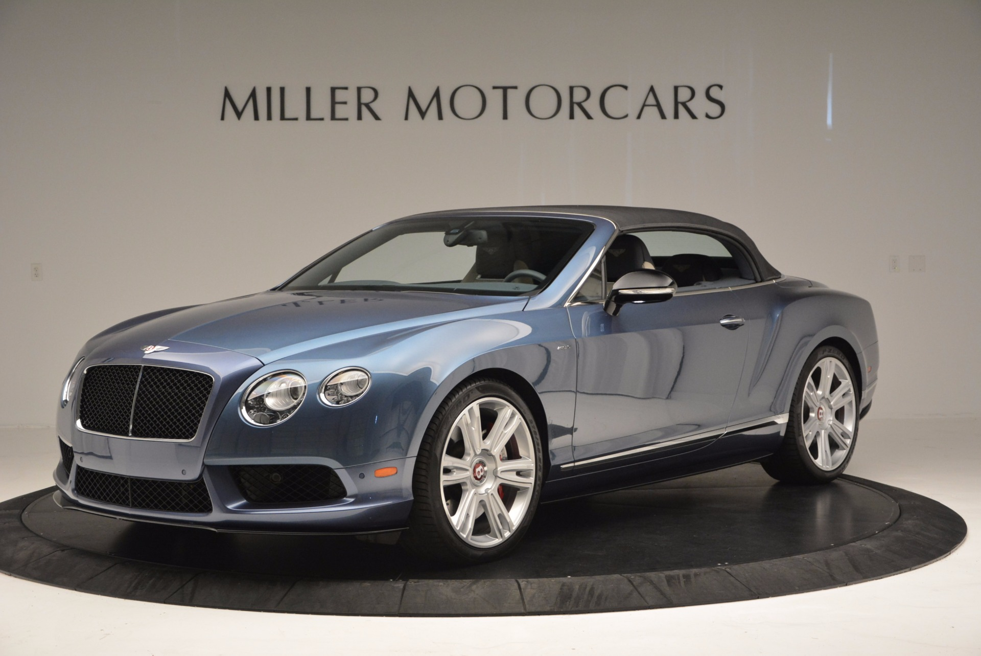 Used 2014 Bentley Continental GT V8 S Convertible  For Sale In Greenwich, CT. Alfa Romeo of Greenwich, B1177A 600_p14