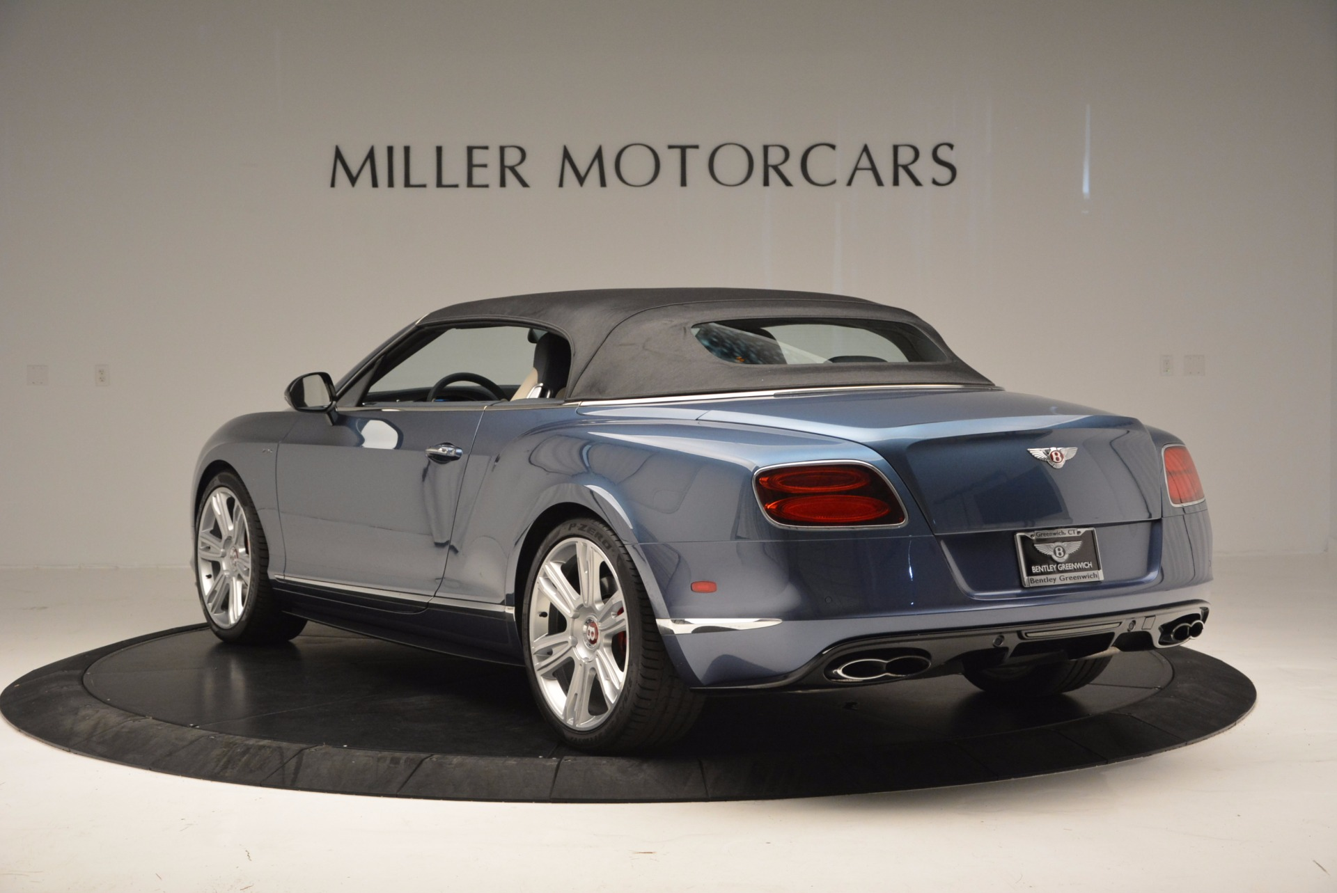 Used 2014 Bentley Continental GT V8 S Convertible  For Sale In Greenwich, CT. Alfa Romeo of Greenwich, B1177A 600_p16