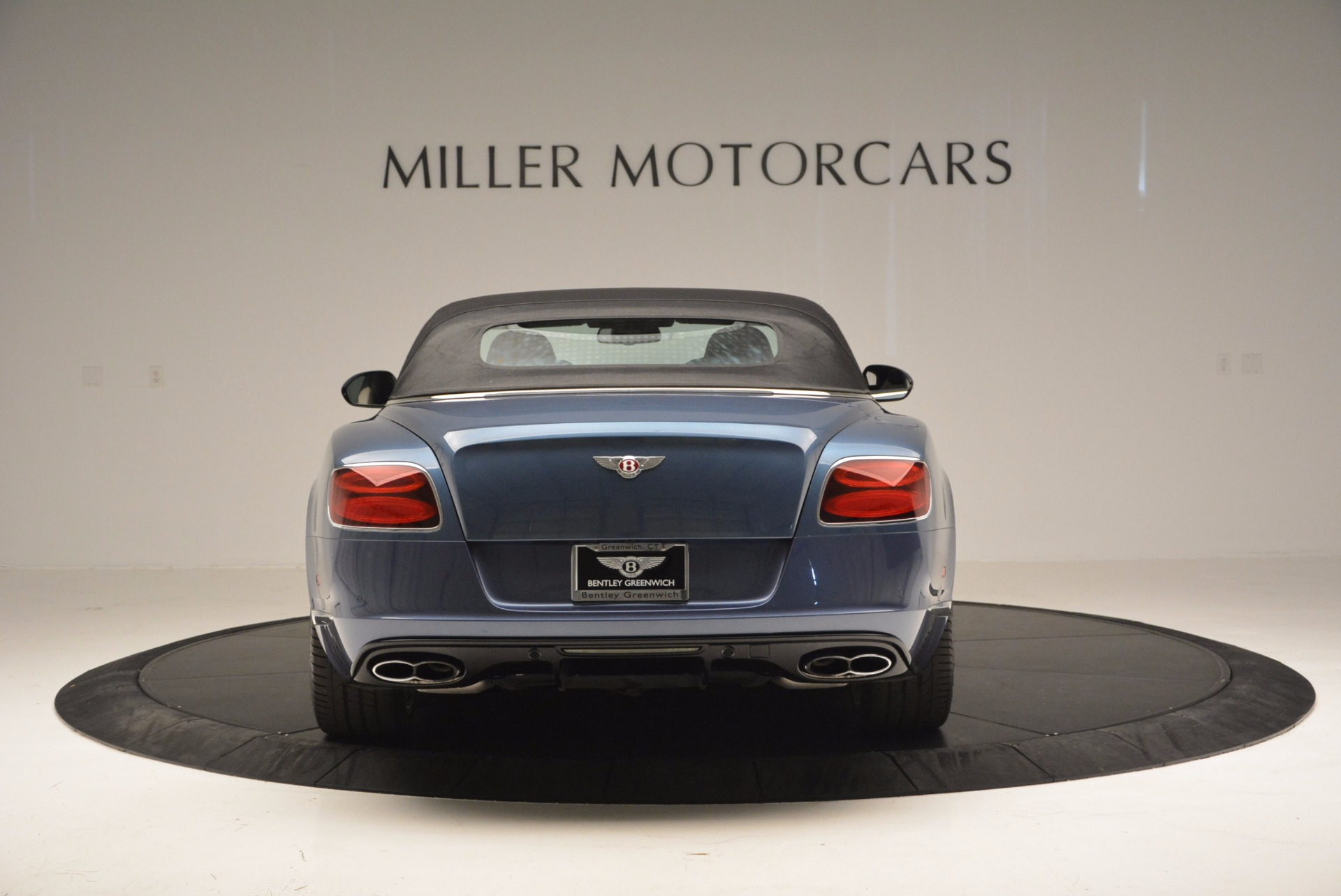 Used 2014 Bentley Continental GT V8 S Convertible  For Sale In Greenwich, CT. Alfa Romeo of Greenwich, B1177A 600_p17