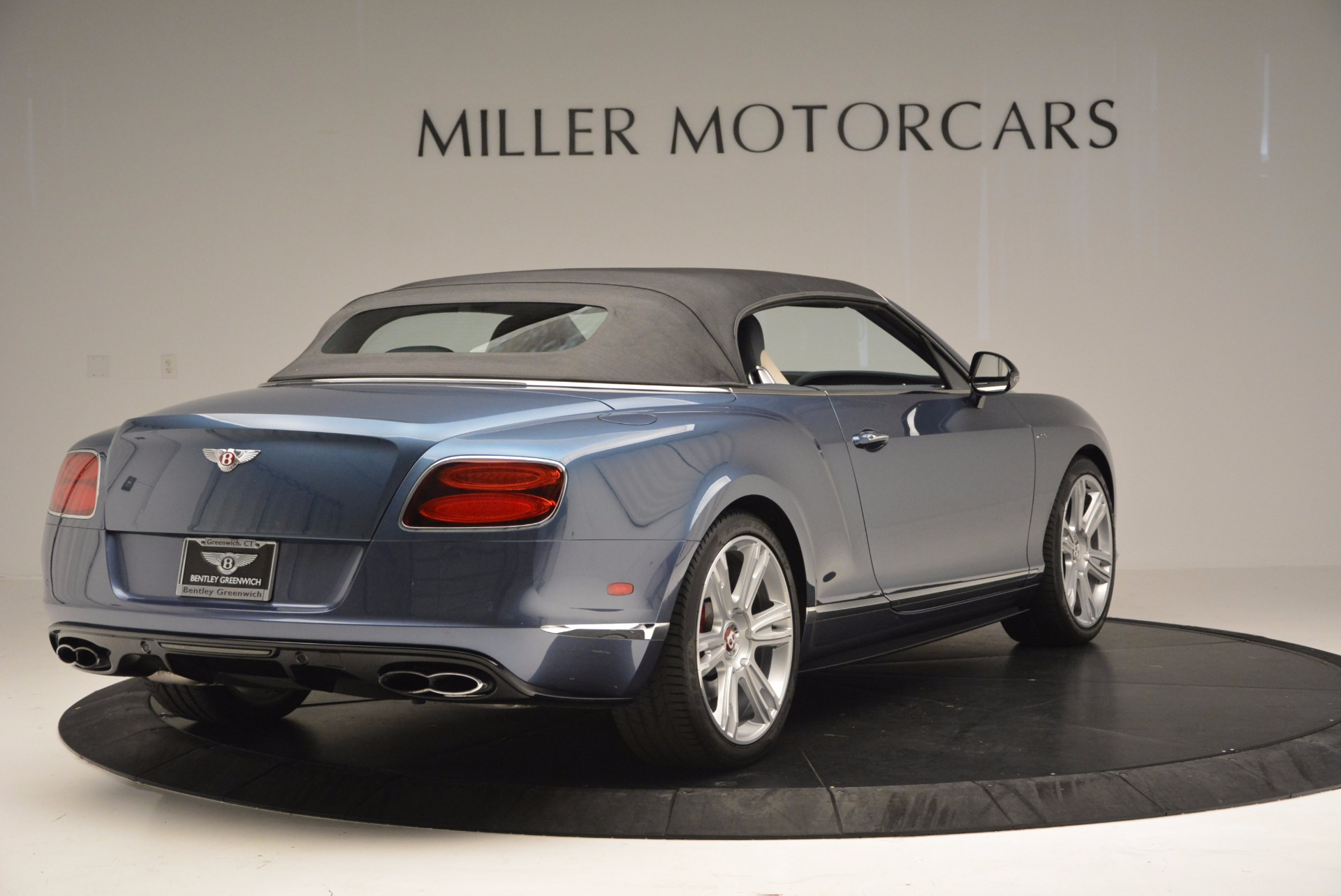 Used 2014 Bentley Continental GT V8 S Convertible  For Sale In Greenwich, CT. Alfa Romeo of Greenwich, B1177A 600_p18