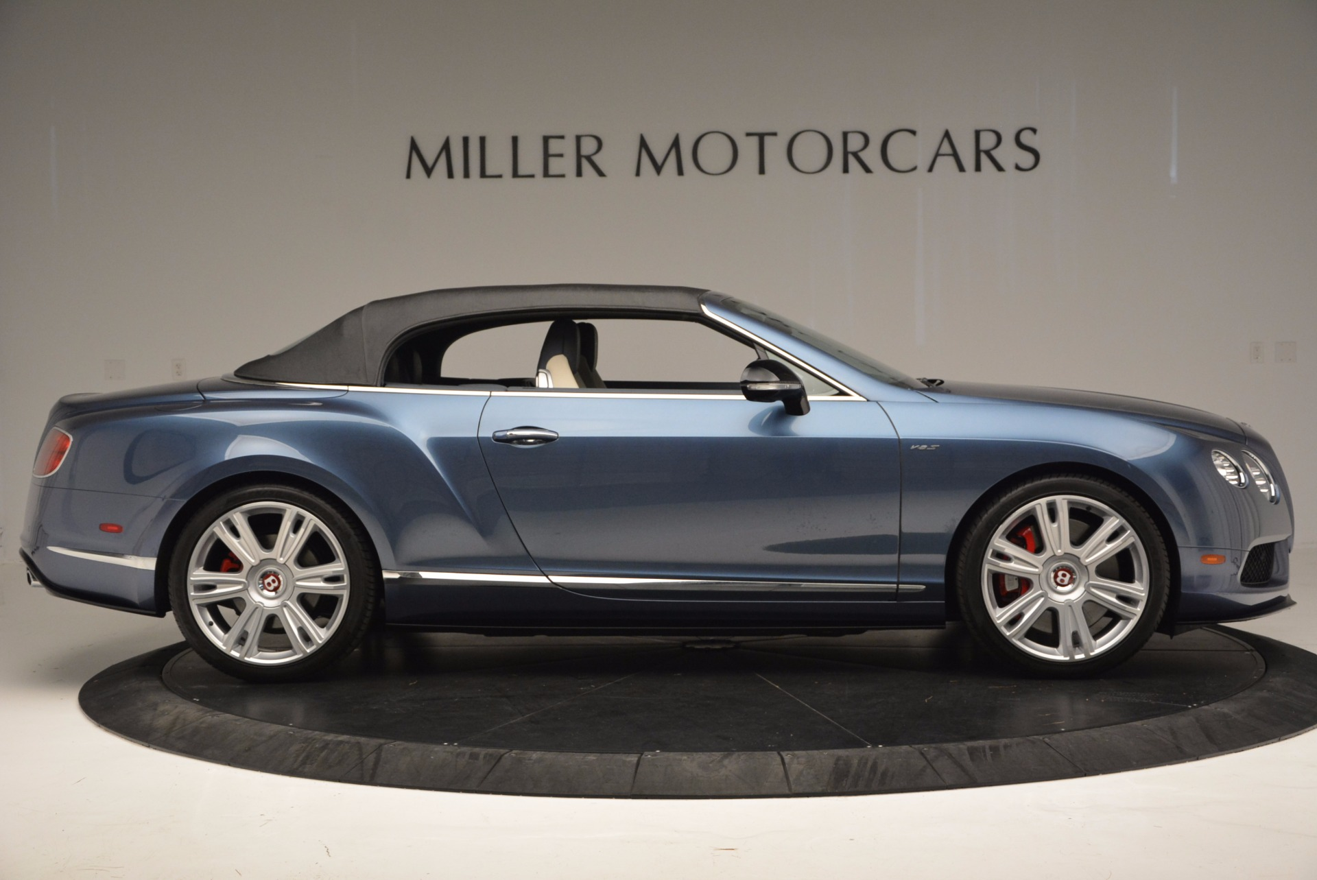 Used 2014 Bentley Continental GT V8 S Convertible  For Sale In Greenwich, CT. Alfa Romeo of Greenwich, B1177A 600_p19