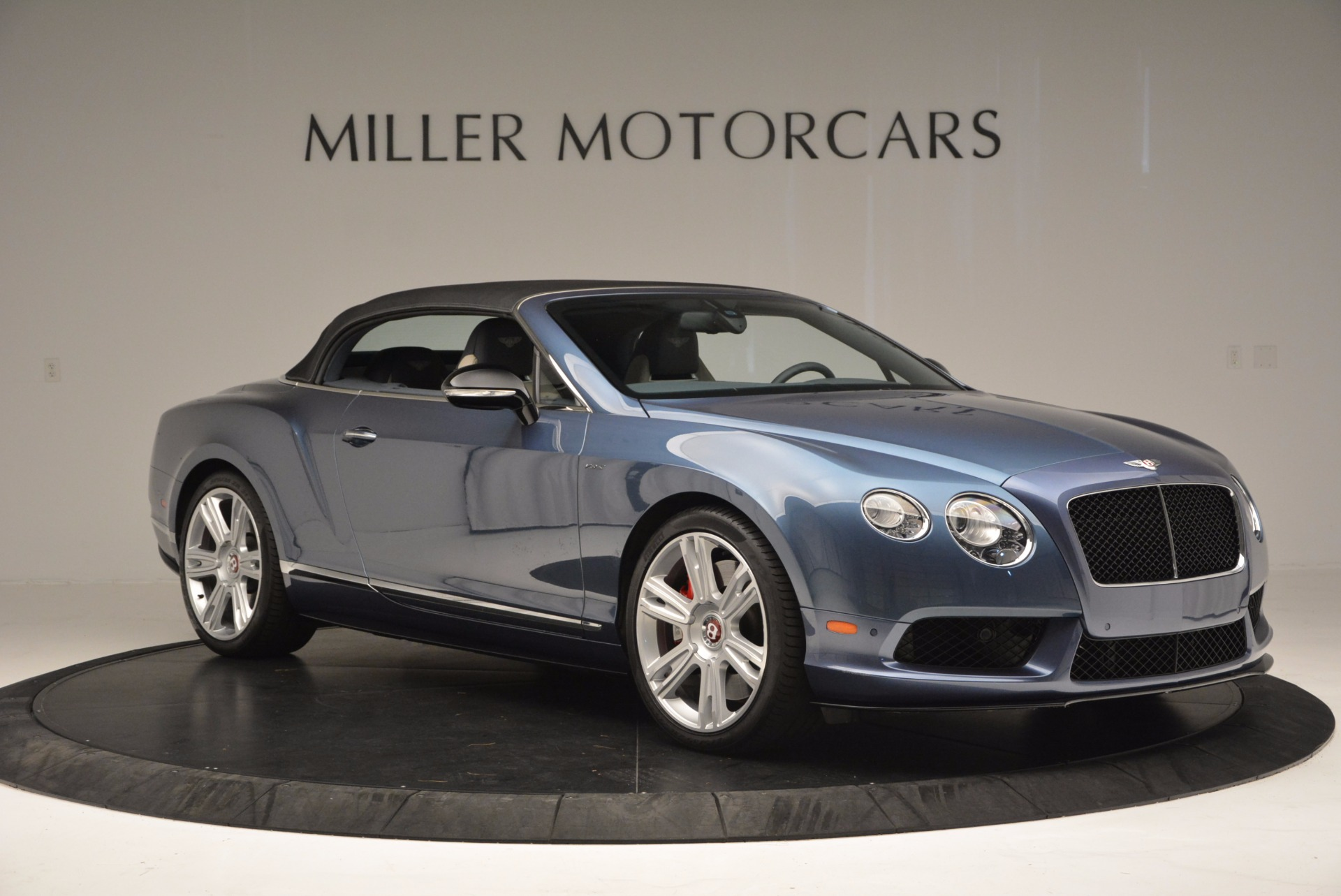 Used 2014 Bentley Continental GT V8 S Convertible  For Sale In Greenwich, CT. Alfa Romeo of Greenwich, B1177A 600_p20
