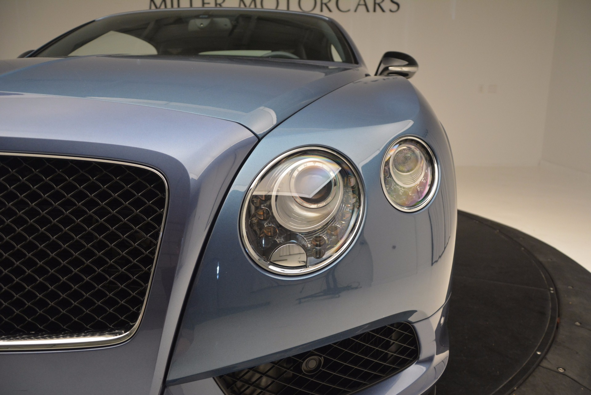 Used 2014 Bentley Continental GT V8 S Convertible  For Sale In Greenwich, CT. Alfa Romeo of Greenwich, B1177A 600_p23
