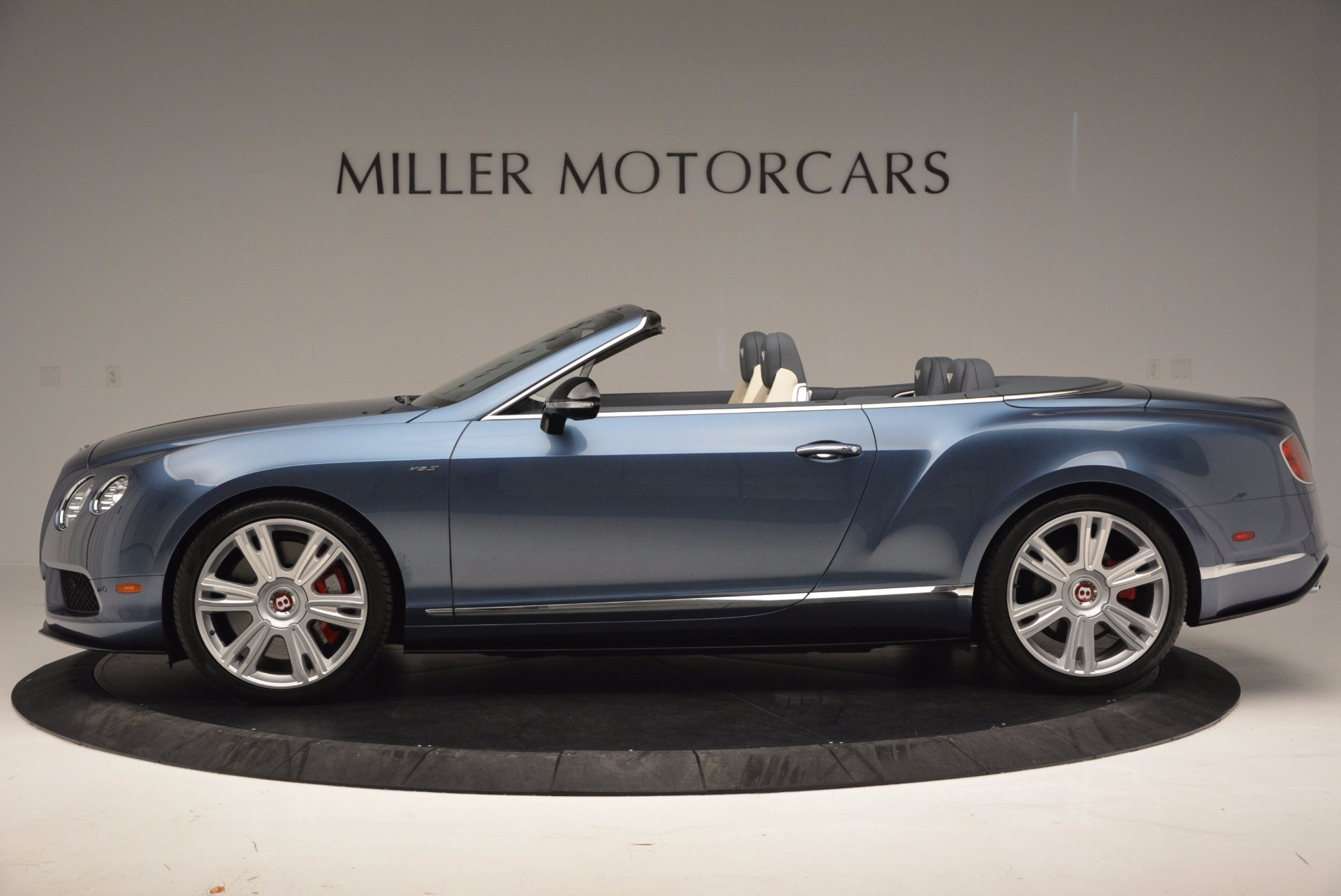 Used 2014 Bentley Continental GT V8 S Convertible  For Sale In Greenwich, CT. Alfa Romeo of Greenwich, B1177A 600_p3
