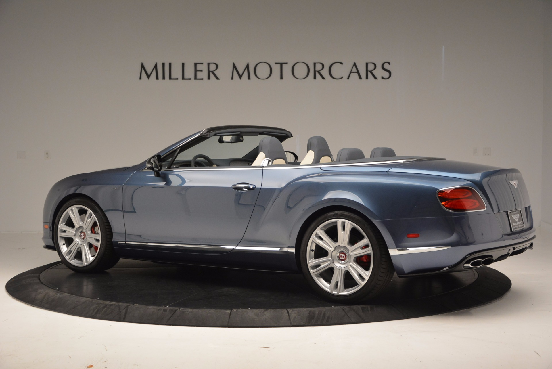 Used 2014 Bentley Continental GT V8 S Convertible  For Sale In Greenwich, CT. Alfa Romeo of Greenwich, B1177A 600_p4