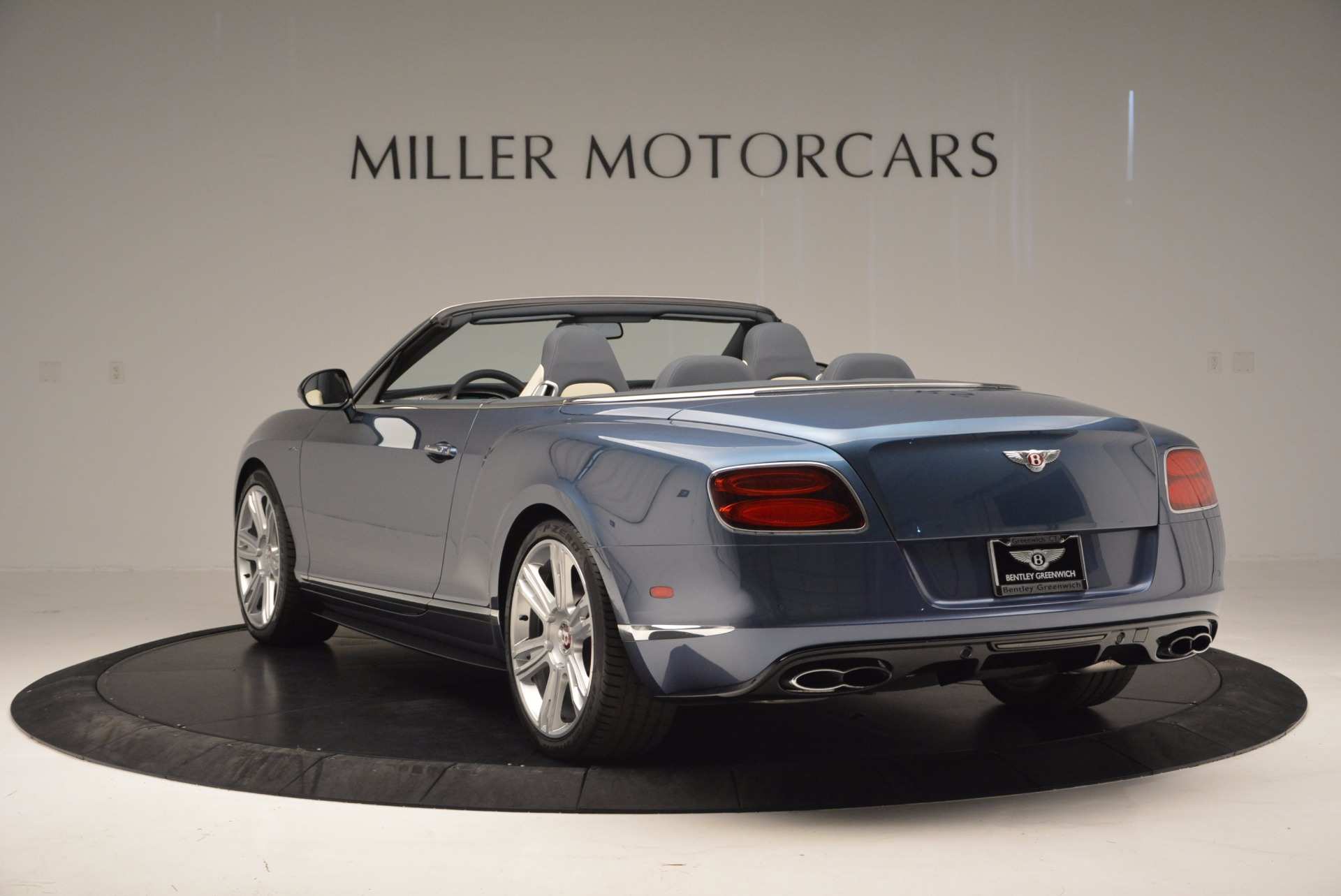Used 2014 Bentley Continental GT V8 S Convertible  For Sale In Greenwich, CT. Alfa Romeo of Greenwich, B1177A 600_p5