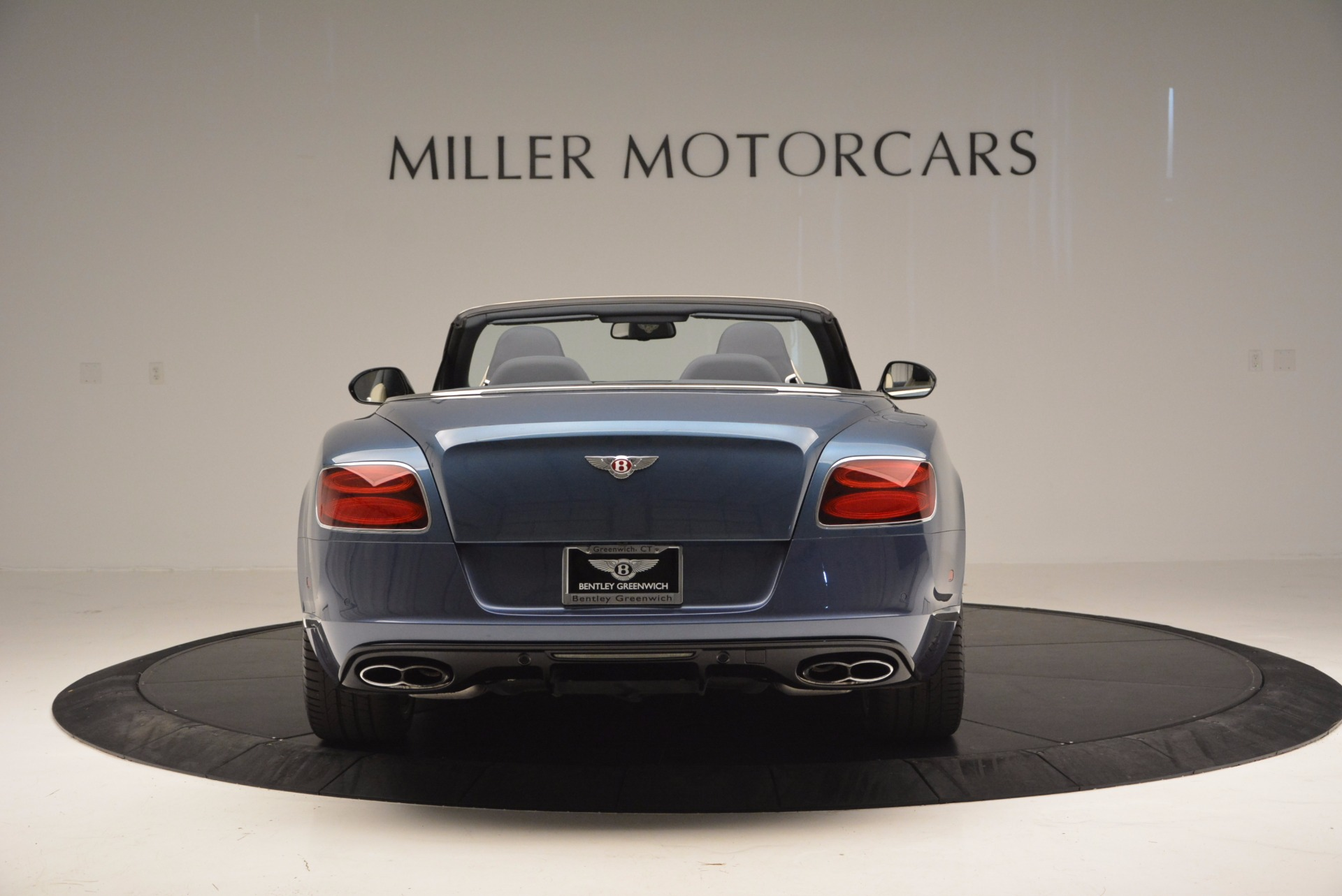 Used 2014 Bentley Continental GT V8 S Convertible  For Sale In Greenwich, CT. Alfa Romeo of Greenwich, B1177A 600_p6