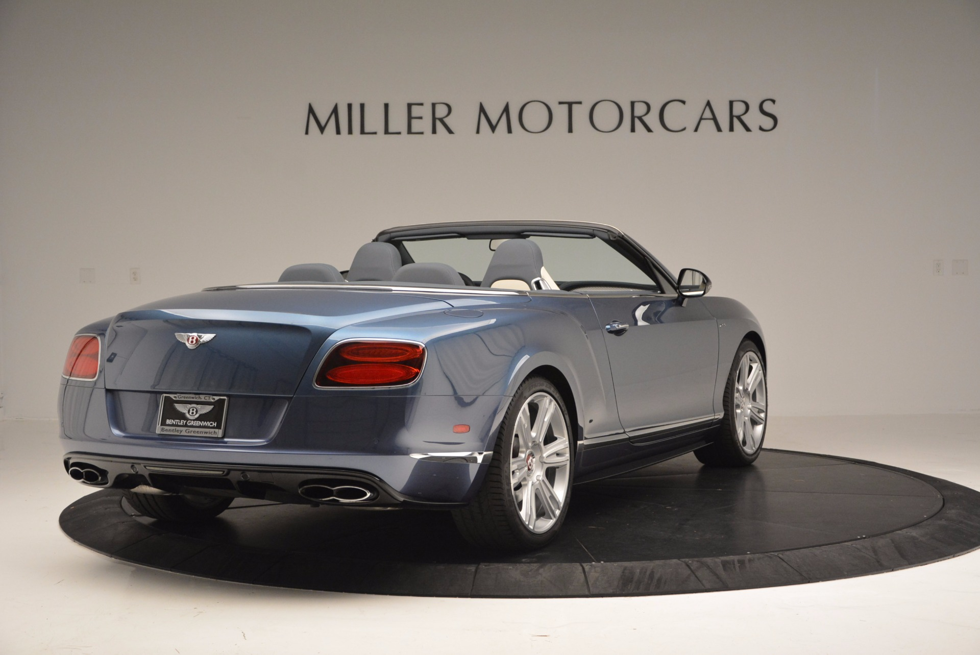 Used 2014 Bentley Continental GT V8 S Convertible  For Sale In Greenwich, CT. Alfa Romeo of Greenwich, B1177A 600_p7