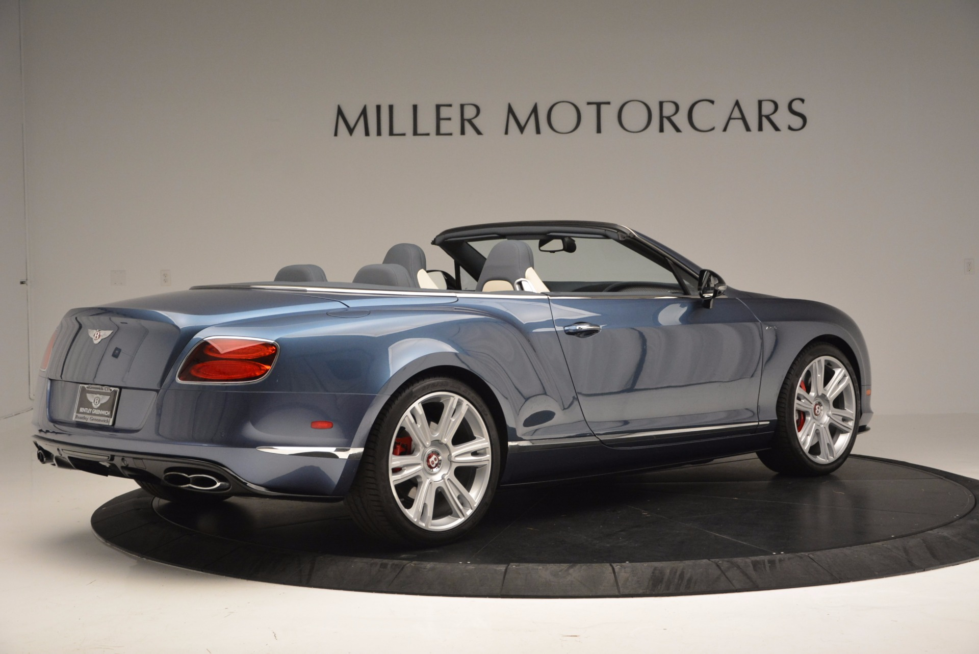 Used 2014 Bentley Continental GT V8 S Convertible  For Sale In Greenwich, CT. Alfa Romeo of Greenwich, B1177A 600_p8