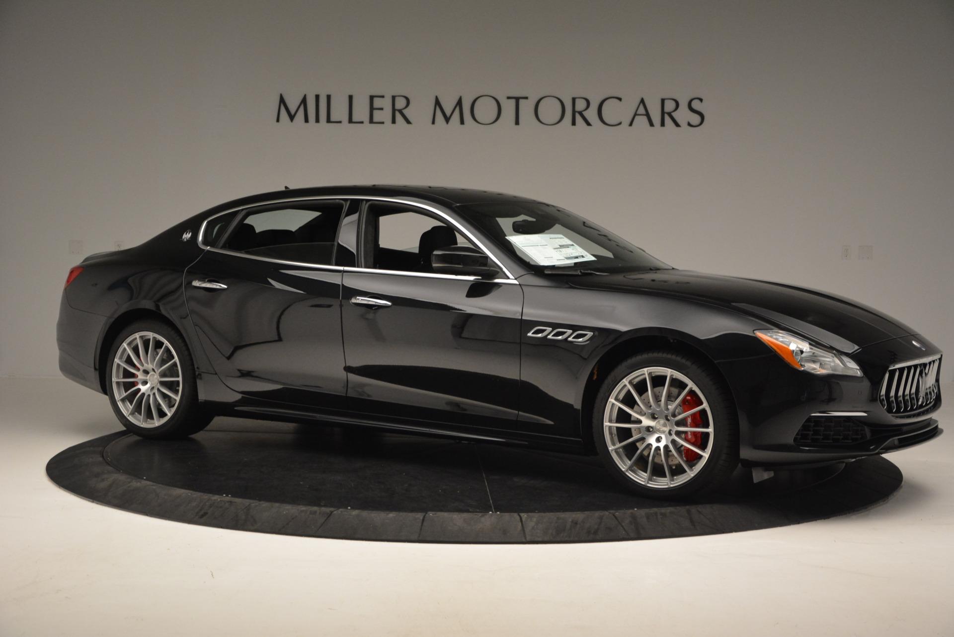 New 2017 Maserati Quattroporte S Q4 GranLusso For Sale In Greenwich, CT. Alfa Romeo of Greenwich, W316 601_p10