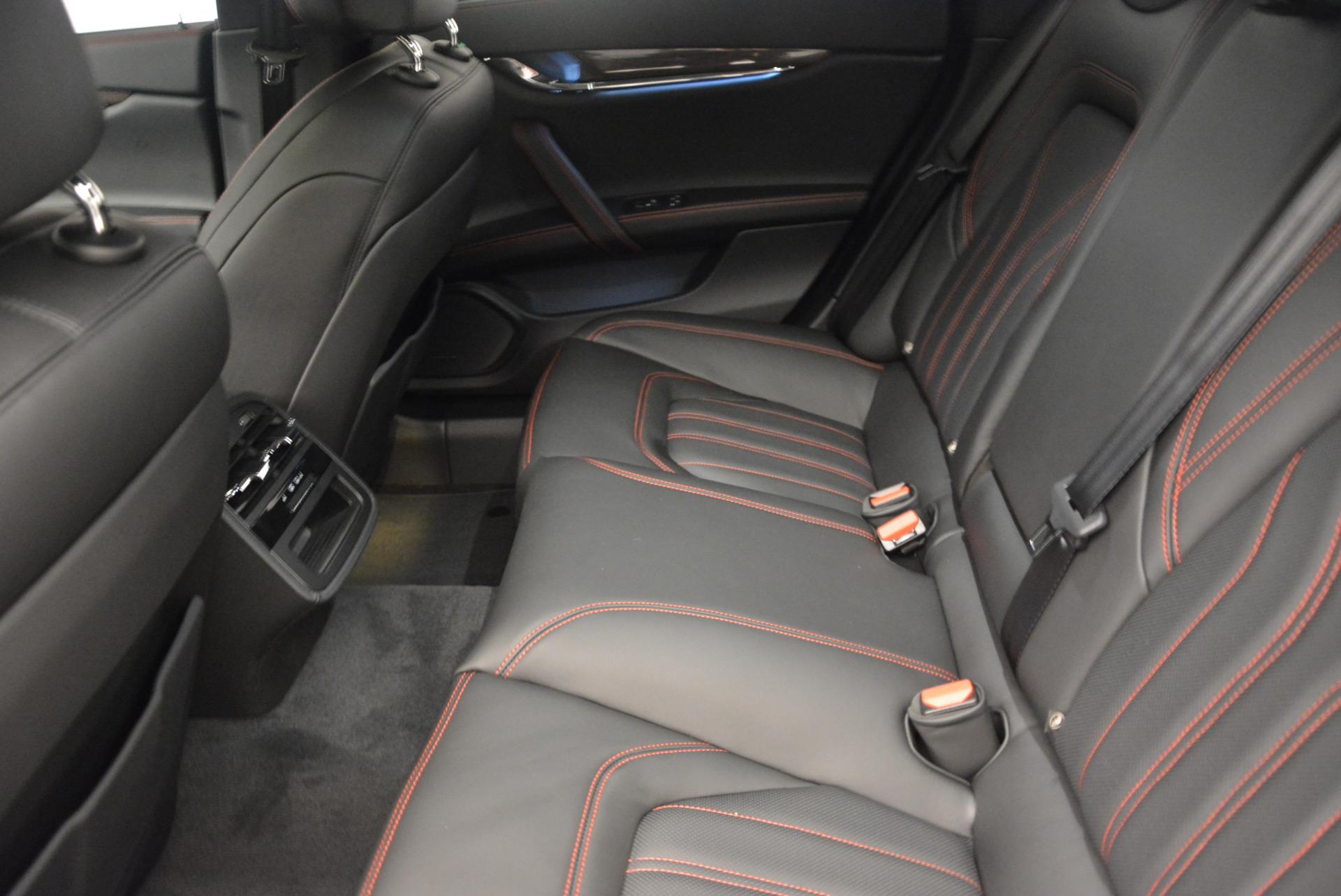 New 2017 Maserati Quattroporte S Q4 GranLusso For Sale In Greenwich, CT. Alfa Romeo of Greenwich, W316 601_p17