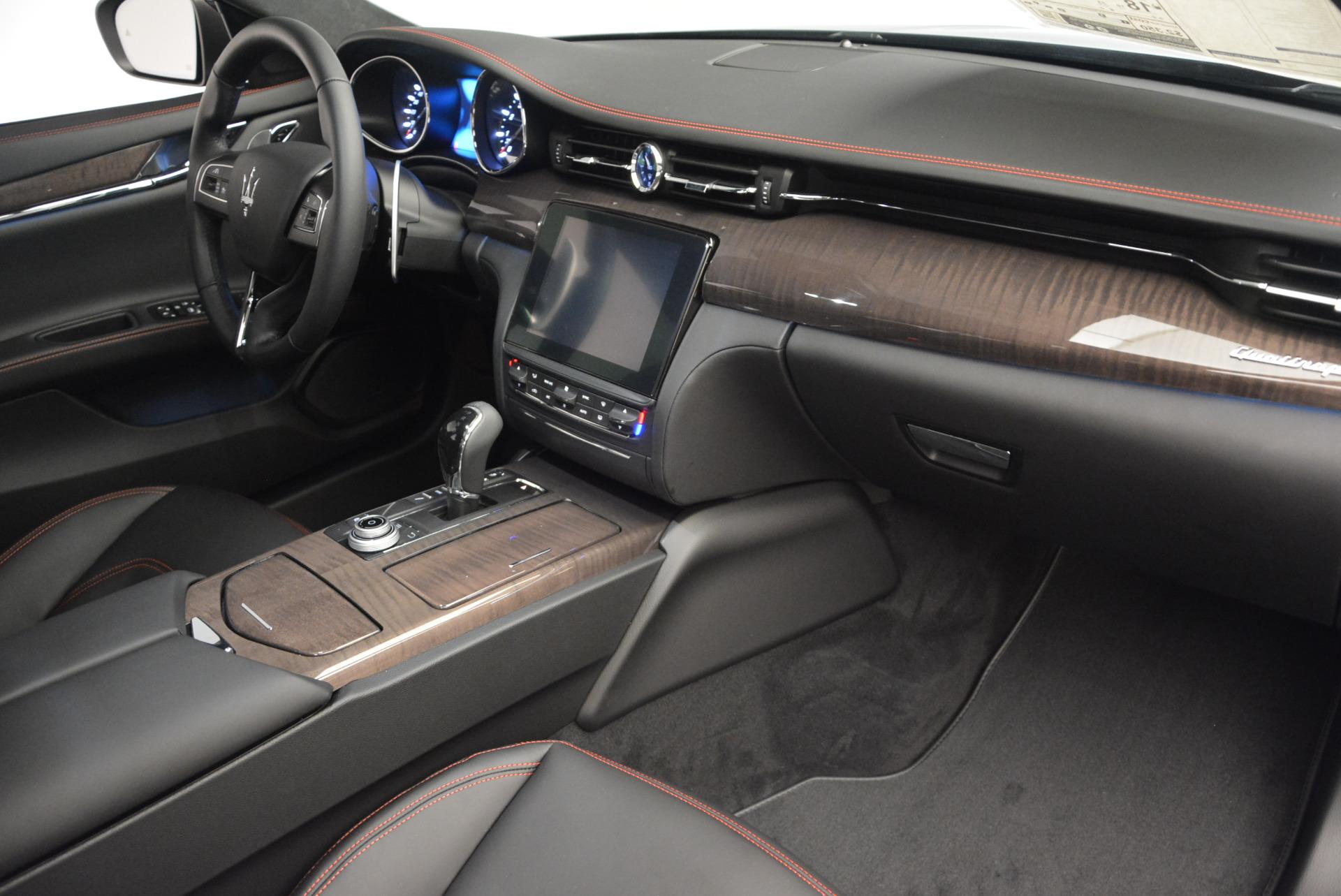 New 2017 Maserati Quattroporte S Q4 GranLusso For Sale In Greenwich, CT. Alfa Romeo of Greenwich, W316 601_p19