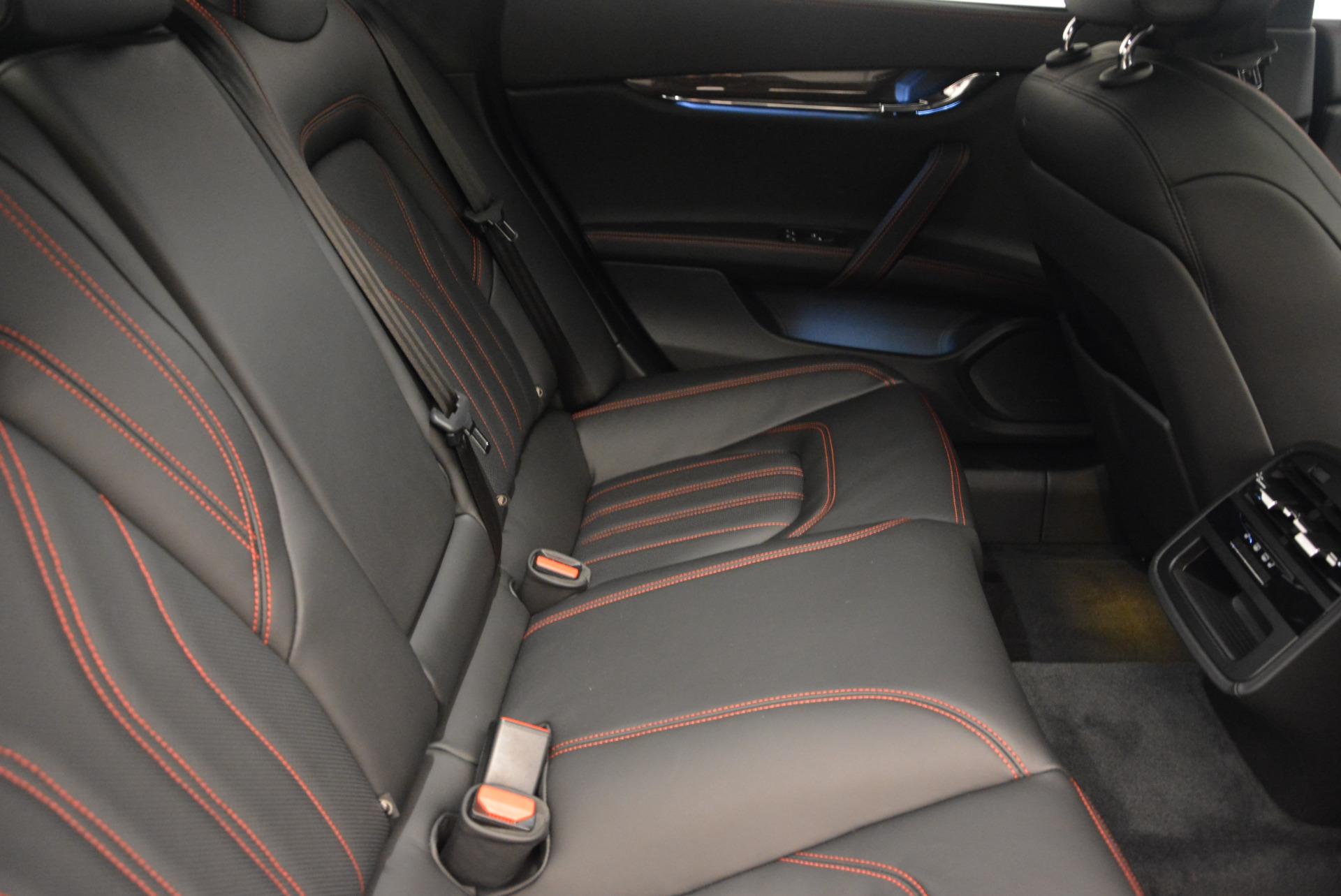New 2017 Maserati Quattroporte S Q4 GranLusso For Sale In Greenwich, CT. Alfa Romeo of Greenwich, W316 601_p23