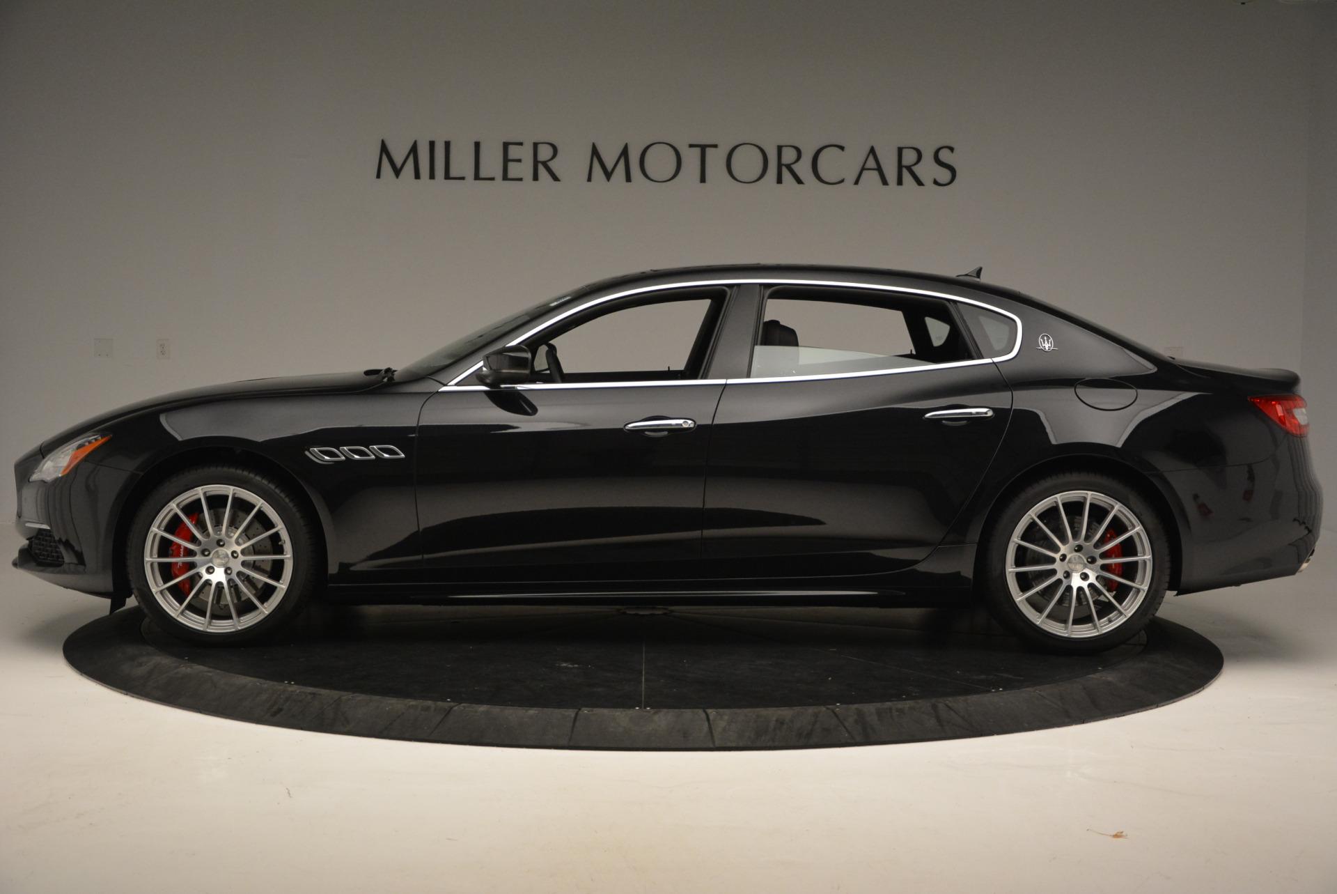 New 2017 Maserati Quattroporte S Q4 GranLusso For Sale In Greenwich, CT. Alfa Romeo of Greenwich, W316 601_p3