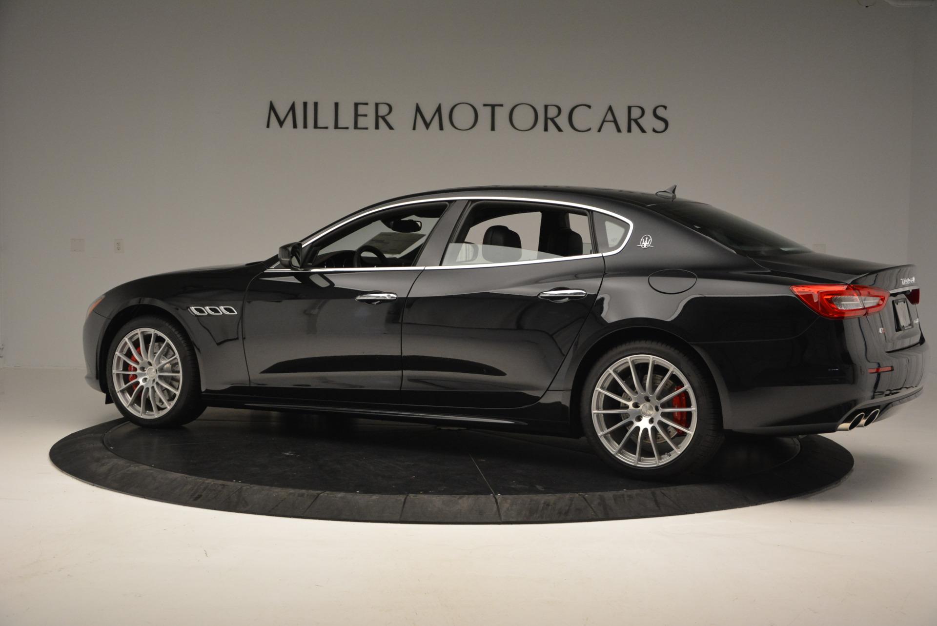 New 2017 Maserati Quattroporte S Q4 GranLusso For Sale In Greenwich, CT. Alfa Romeo of Greenwich, W316 601_p4