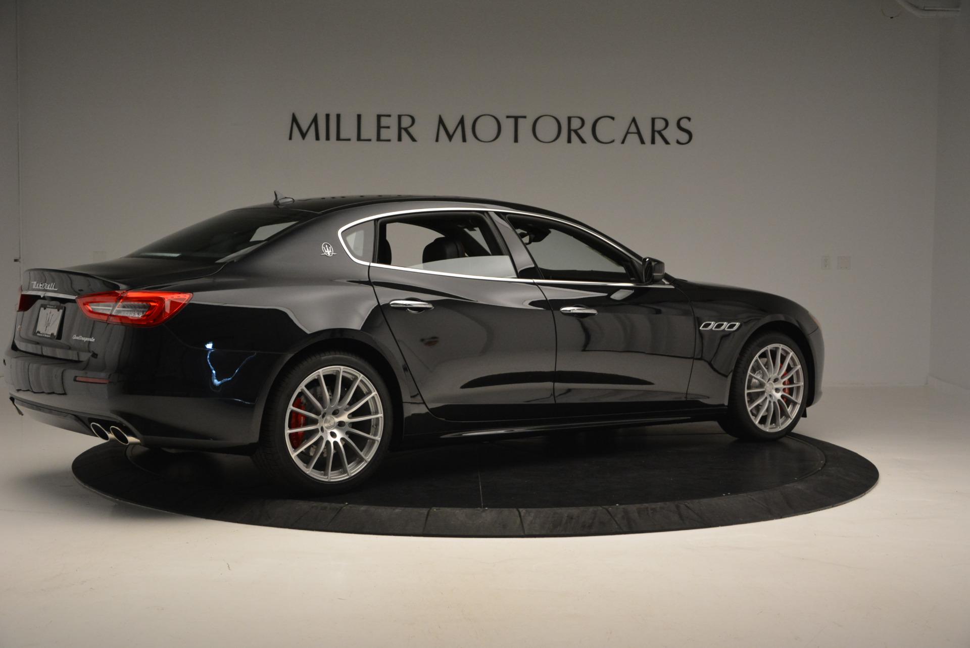 New 2017 Maserati Quattroporte S Q4 GranLusso For Sale In Greenwich, CT. Alfa Romeo of Greenwich, W316 601_p8