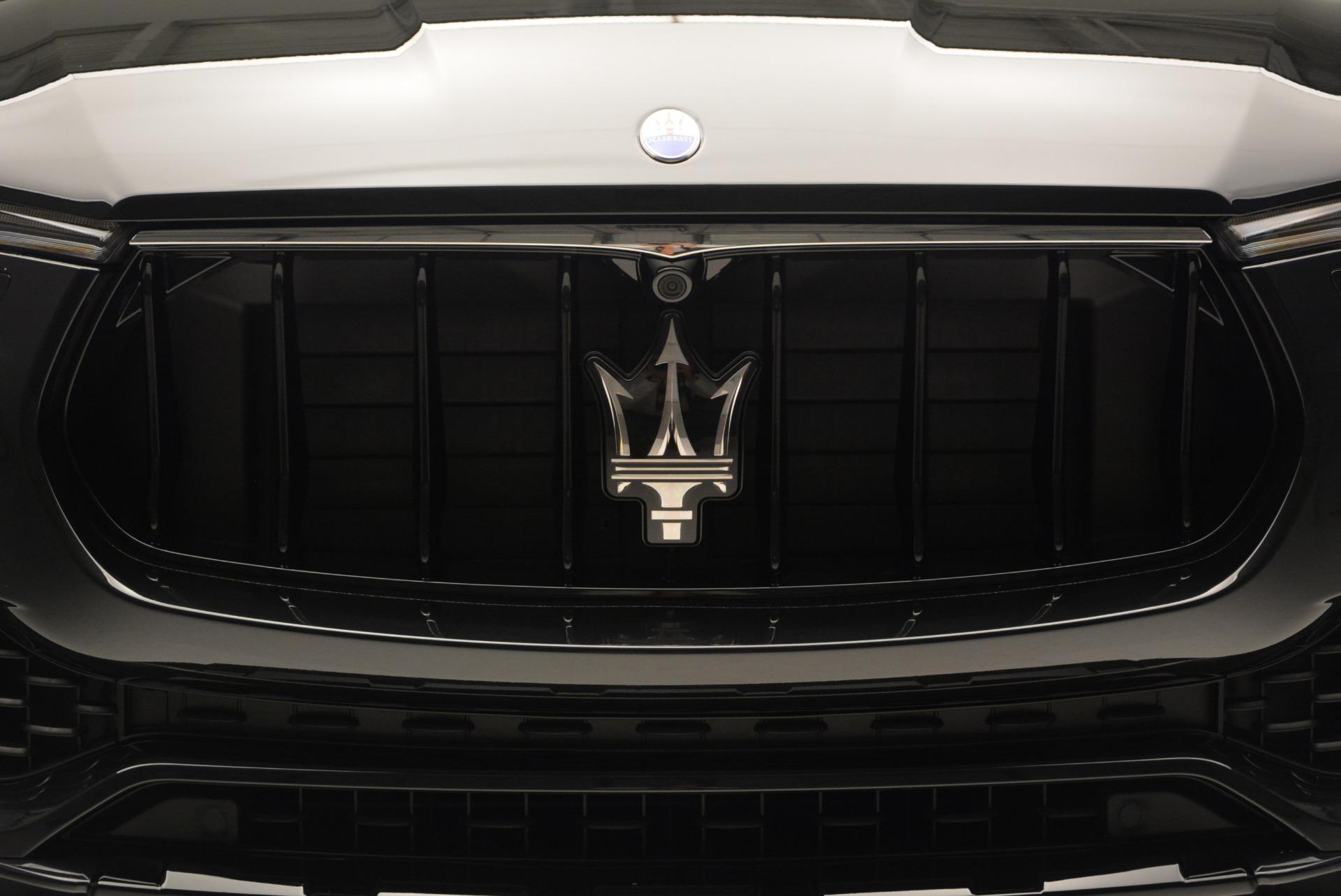 New 2017 Maserati Levante  For Sale In Greenwich, CT. Alfa Romeo of Greenwich, W334 602_p14