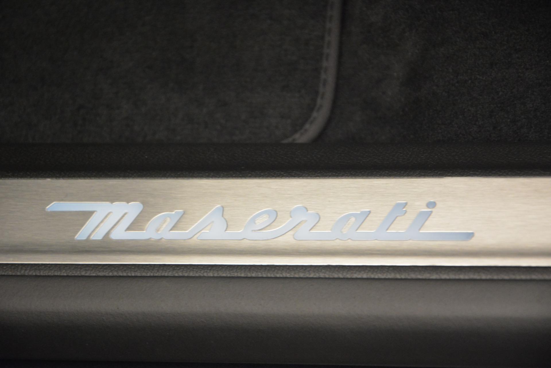 New 2017 Maserati Levante  For Sale In Greenwich, CT. Alfa Romeo of Greenwich, W334 602_p15