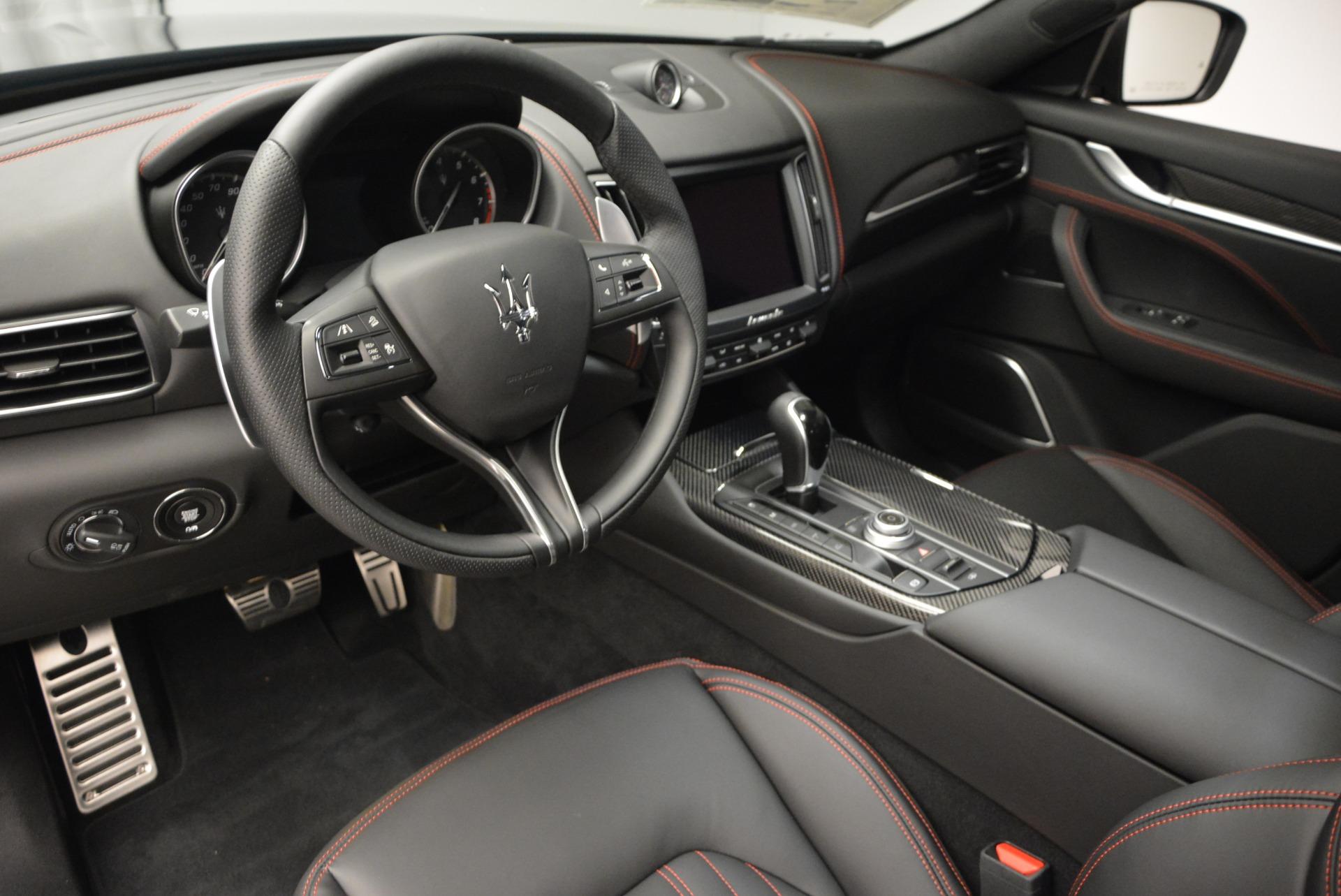 New 2017 Maserati Levante  For Sale In Greenwich, CT. Alfa Romeo of Greenwich, W334 602_p16