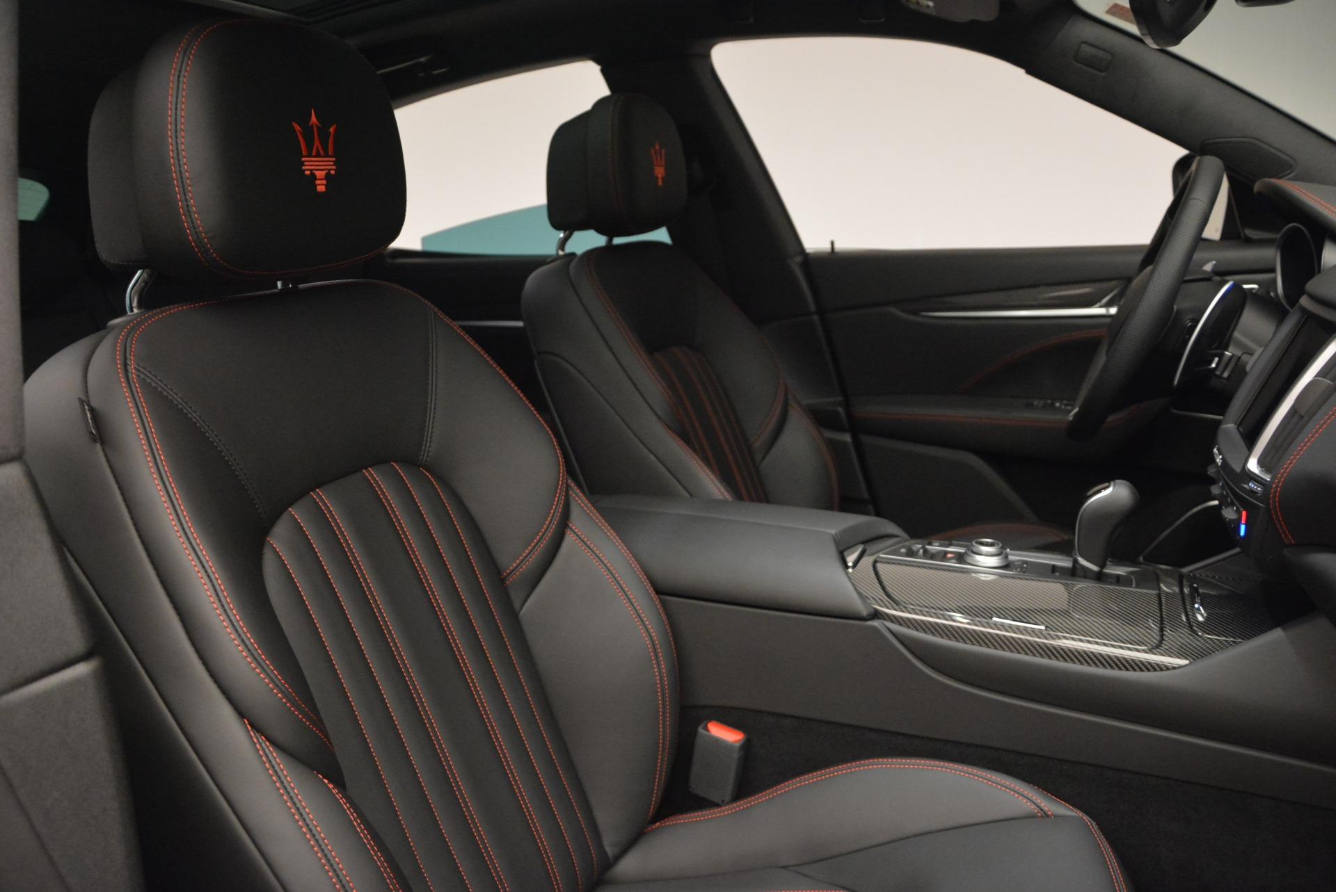 New 2017 Maserati Levante  For Sale In Greenwich, CT. Alfa Romeo of Greenwich, W334 602_p30