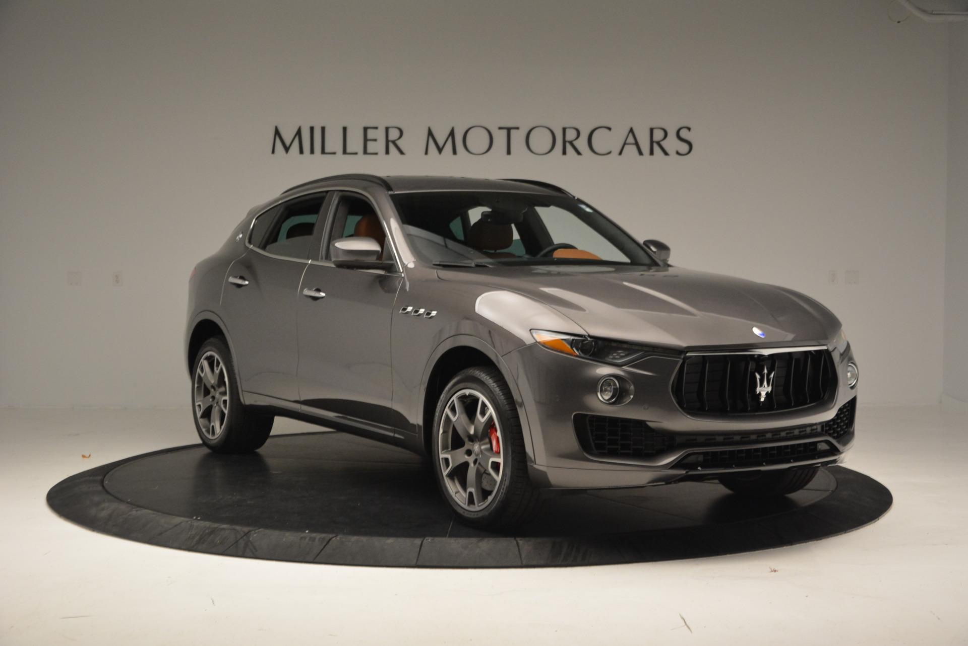 New 2017 Maserati Levante S For Sale In Greenwich, CT. Alfa Romeo of Greenwich, M1690 603_p11