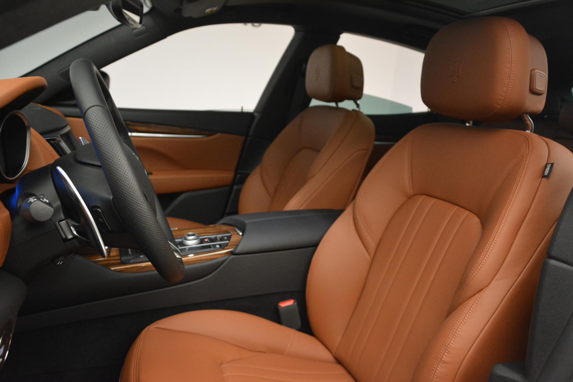 New 2017 Maserati Levante S For Sale In Greenwich, CT. Alfa Romeo of Greenwich, M1690 603_p16