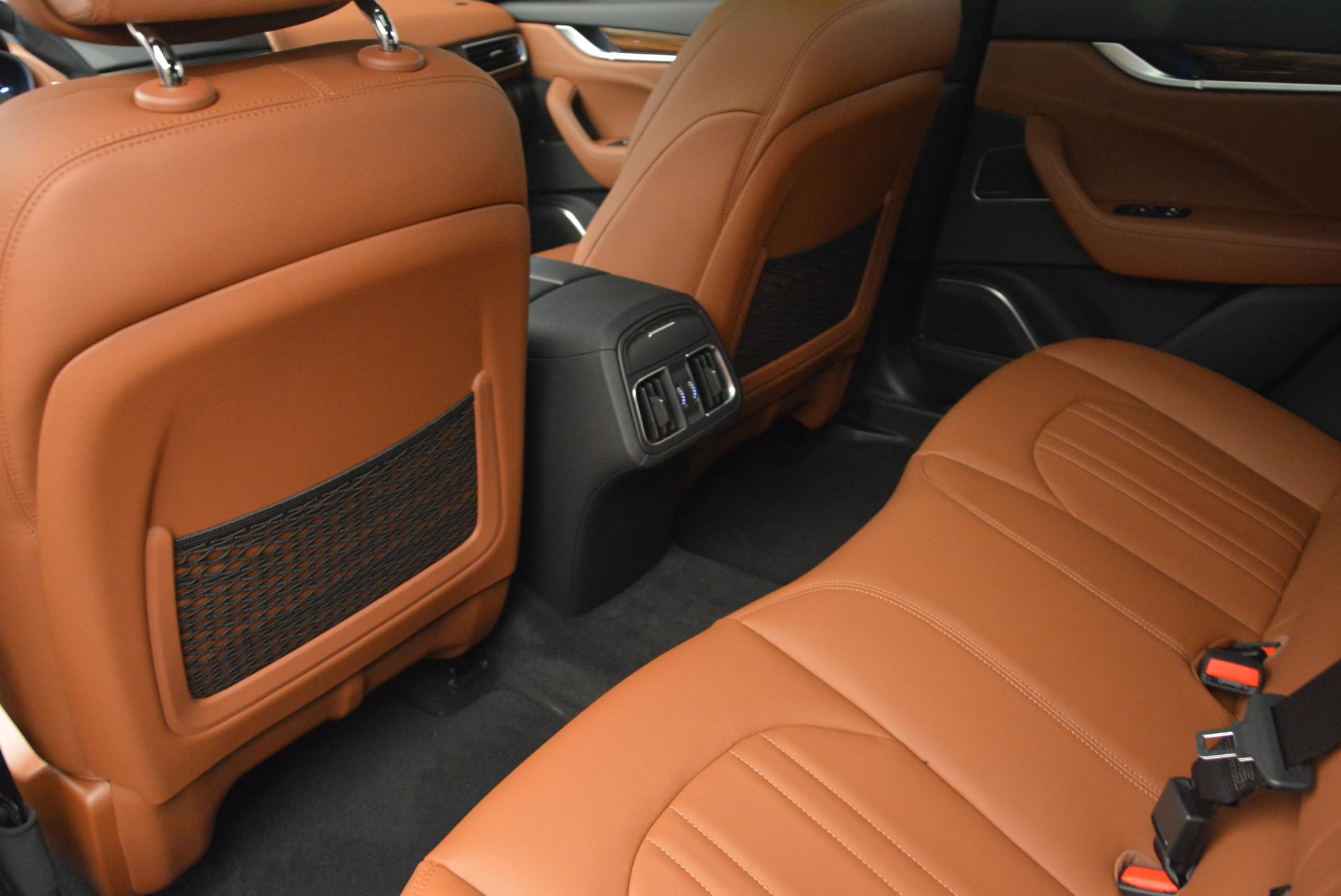 New 2017 Maserati Levante S For Sale In Greenwich, CT. Alfa Romeo of Greenwich, M1690 603_p17