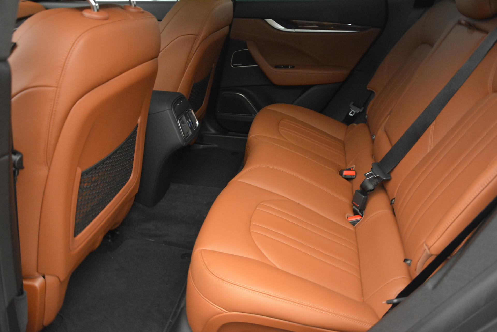 New 2017 Maserati Levante S For Sale In Greenwich, CT. Alfa Romeo of Greenwich, M1690 603_p18