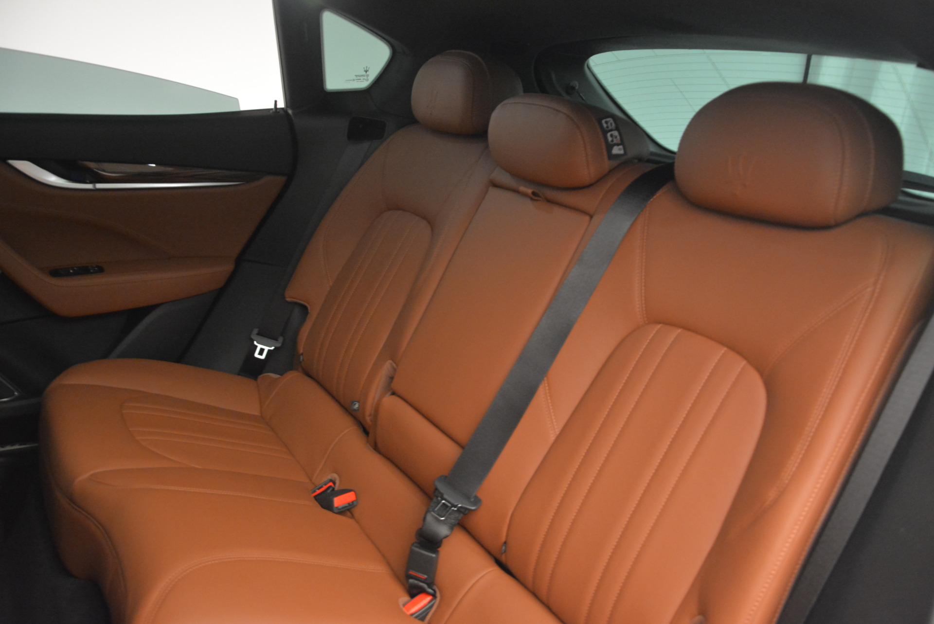 New 2017 Maserati Levante S For Sale In Greenwich, CT. Alfa Romeo of Greenwich, M1690 603_p19