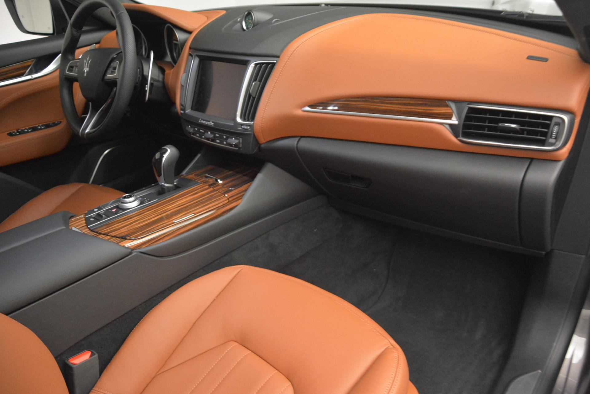 New 2017 Maserati Levante S For Sale In Greenwich, CT. Alfa Romeo of Greenwich, M1690 603_p20