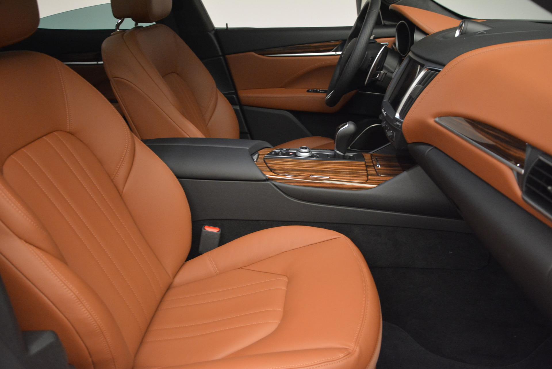 New 2017 Maserati Levante S For Sale In Greenwich, CT. Alfa Romeo of Greenwich, M1690 603_p21