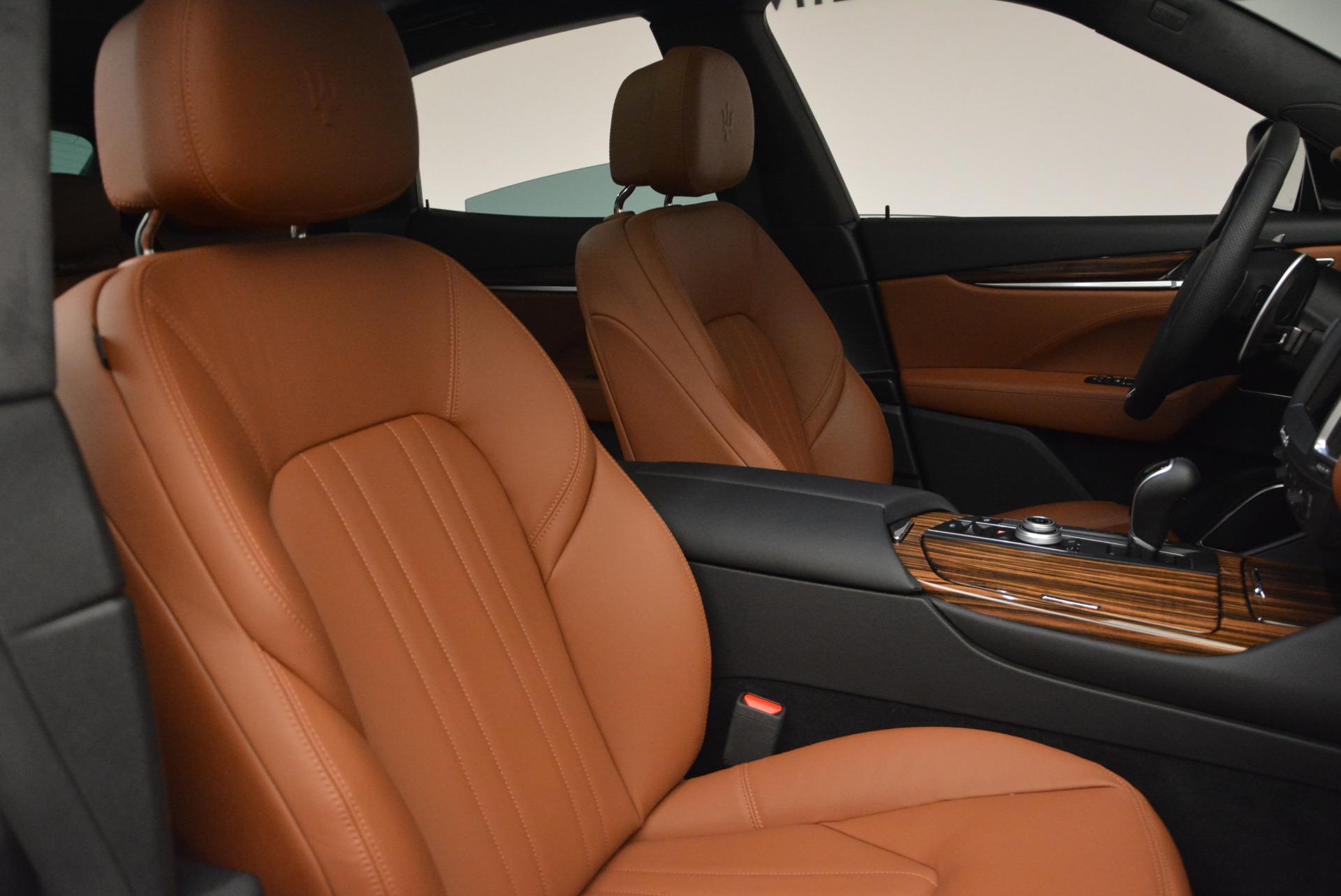 New 2017 Maserati Levante S For Sale In Greenwich, CT. Alfa Romeo of Greenwich, M1690 603_p22