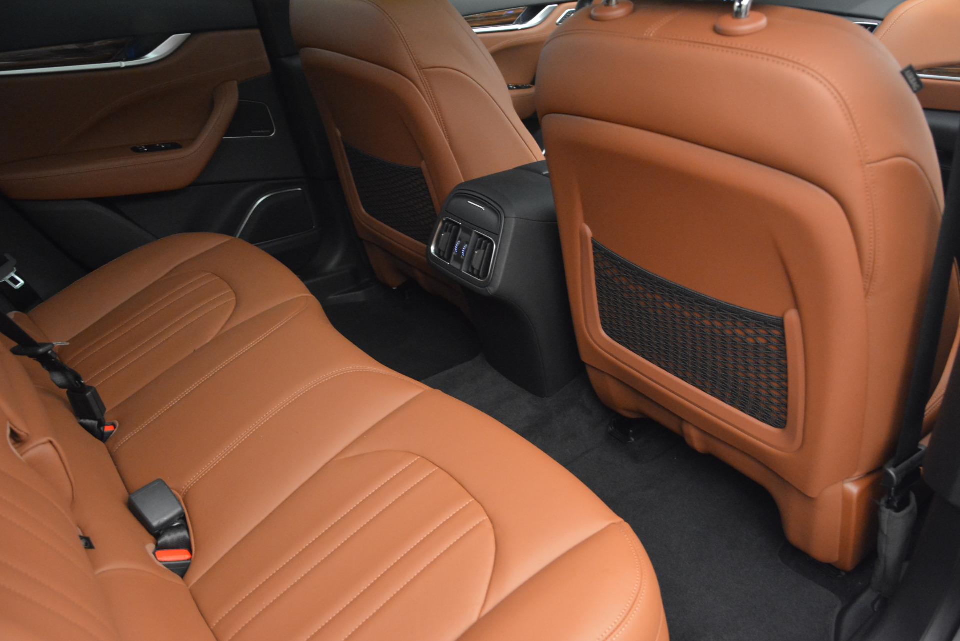 New 2017 Maserati Levante S For Sale In Greenwich, CT. Alfa Romeo of Greenwich, M1690 603_p23