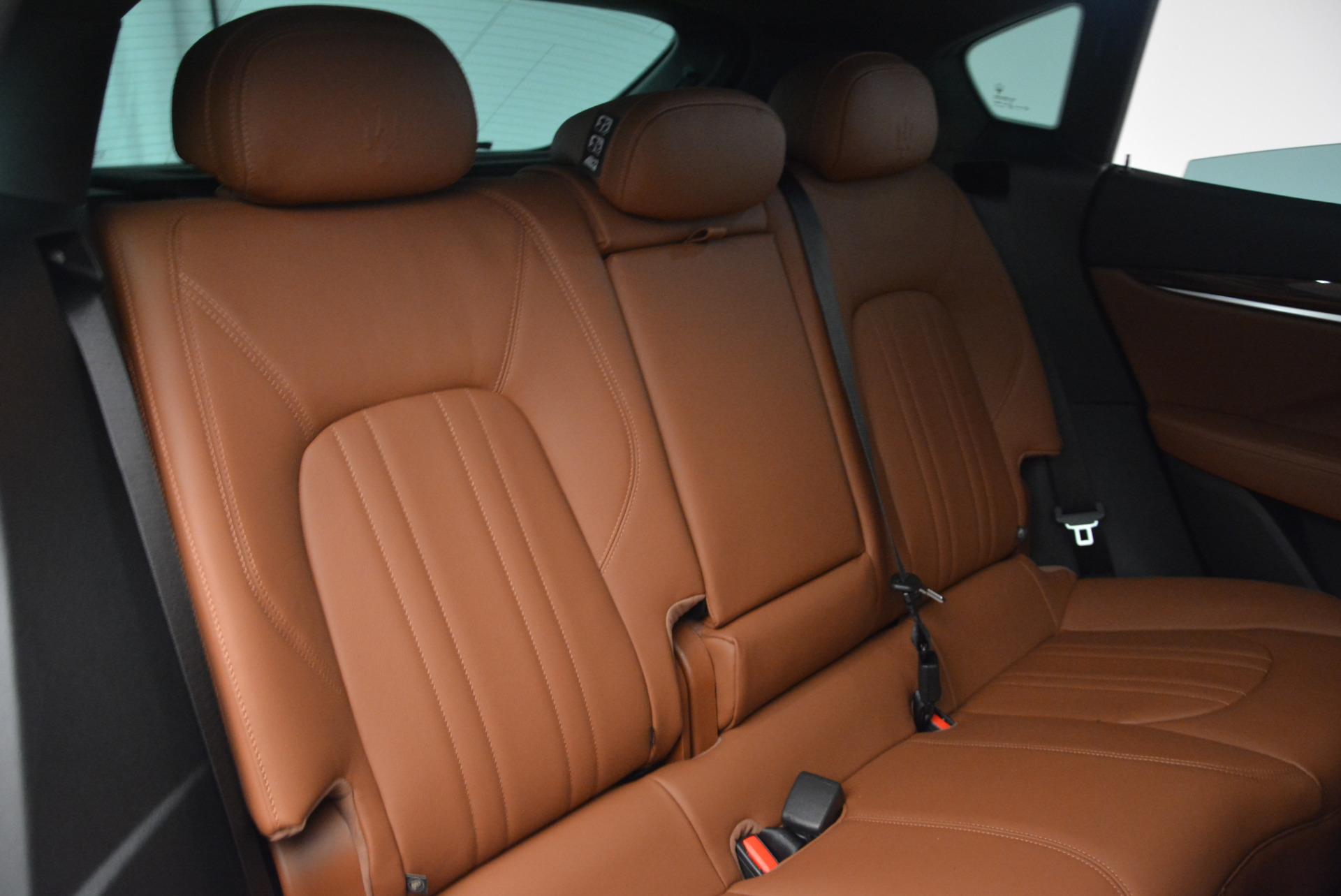 New 2017 Maserati Levante S For Sale In Greenwich, CT. Alfa Romeo of Greenwich, M1690 603_p25