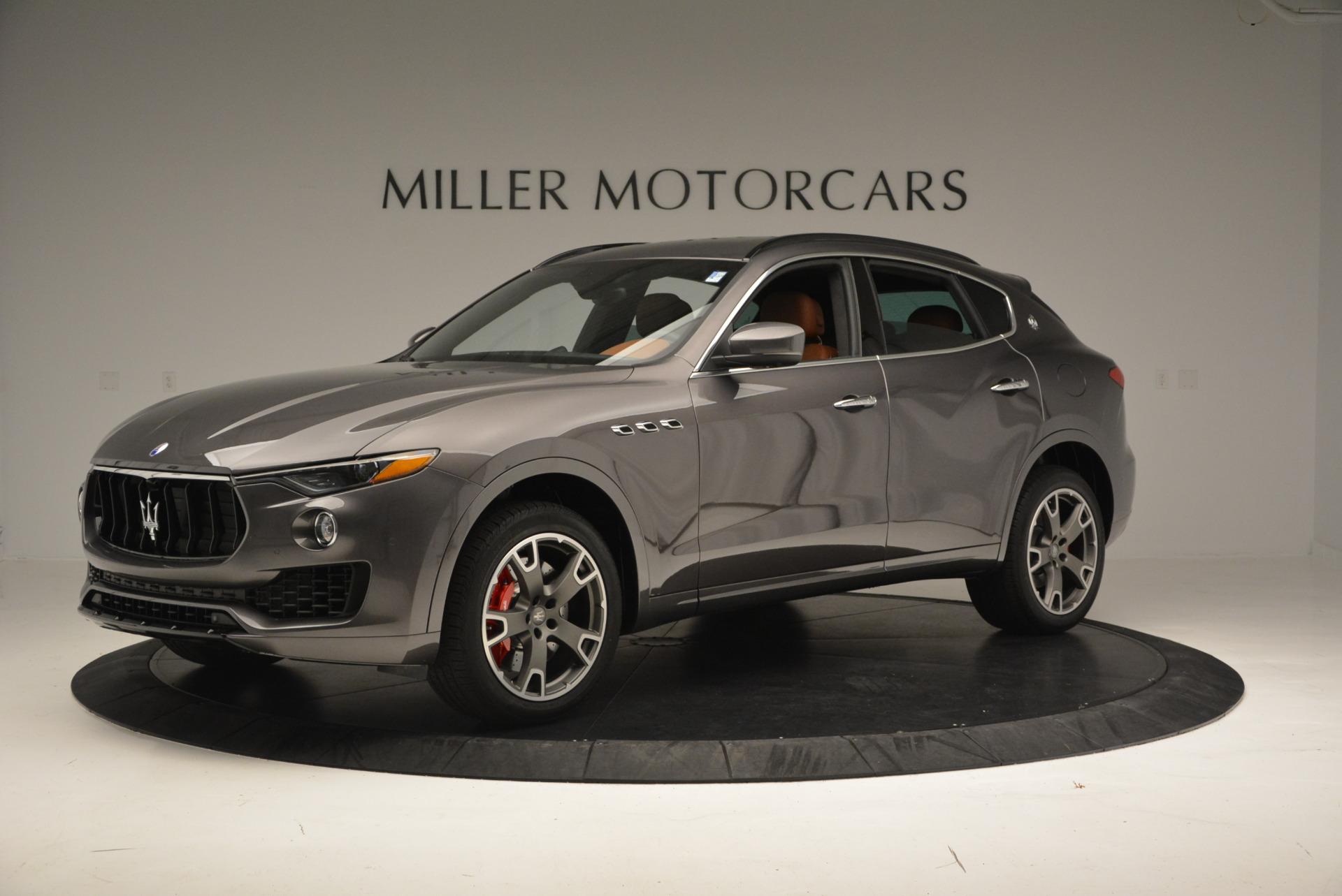 New 2017 Maserati Levante S For Sale In Greenwich, CT. Alfa Romeo of Greenwich, M1690 603_p2