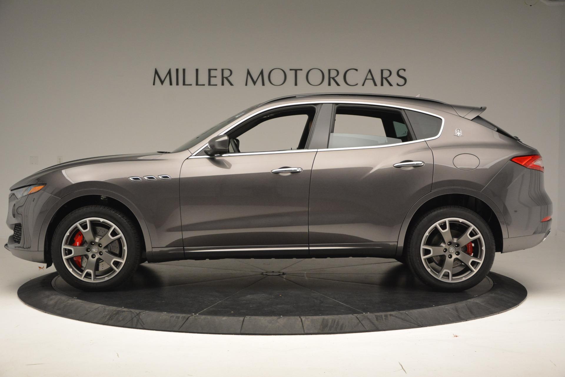 New 2017 Maserati Levante S For Sale In Greenwich, CT. Alfa Romeo of Greenwich, M1690 603_p3