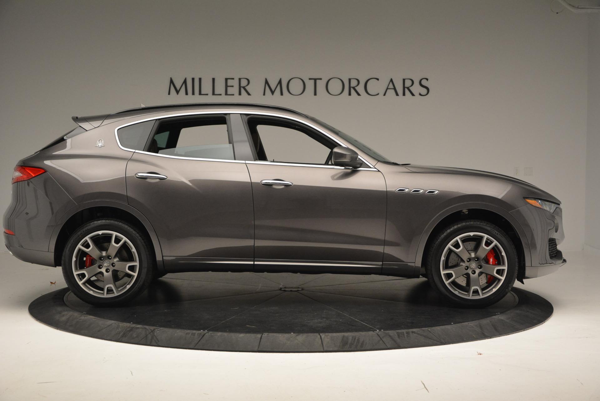 New 2017 Maserati Levante S For Sale In Greenwich, CT. Alfa Romeo of Greenwich, M1690 603_p9