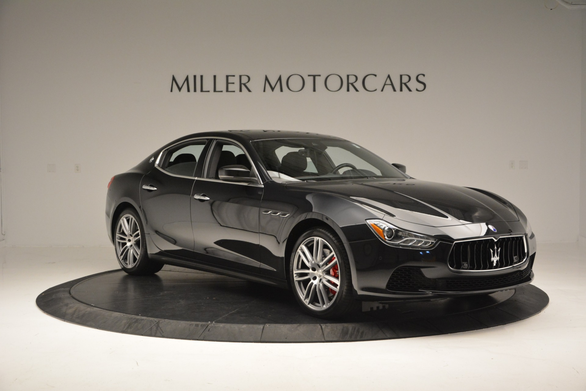 New 2017 Maserati Ghibli S Q4 For Sale In Greenwich, CT. Alfa Romeo of Greenwich, M1694 604_p11