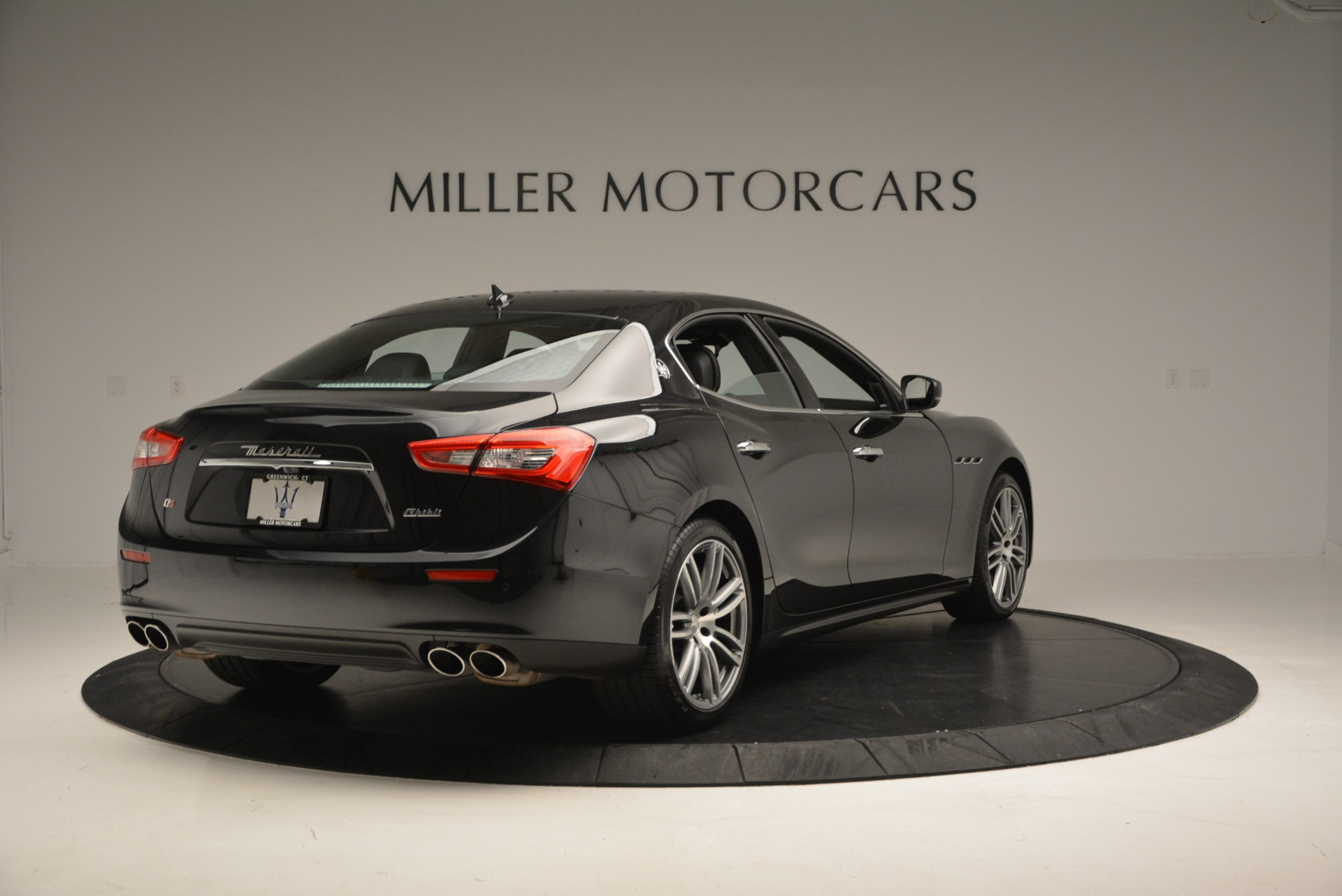 New 2017 Maserati Ghibli S Q4 For Sale In Greenwich, CT. Alfa Romeo of Greenwich, M1694 604_p7