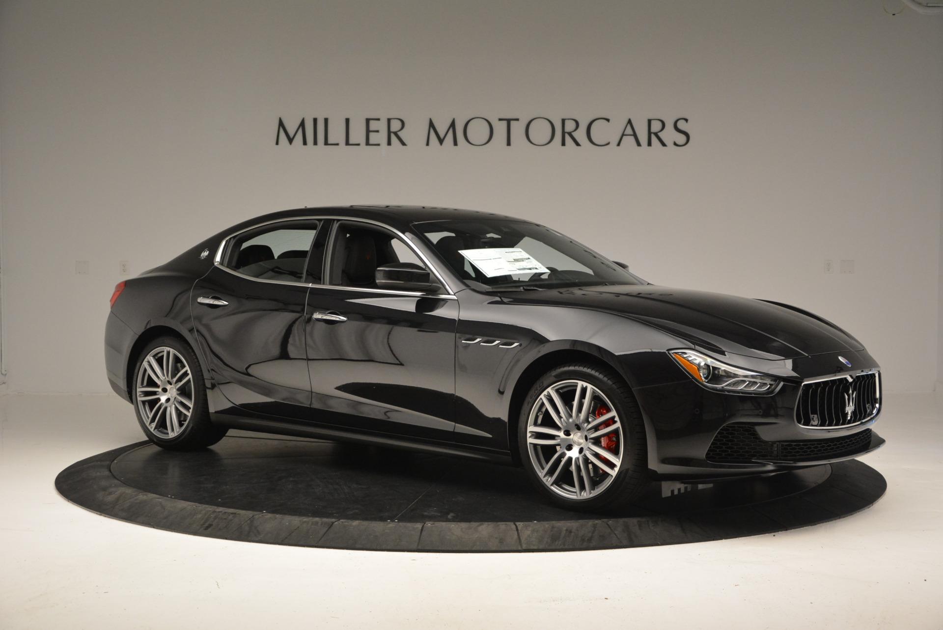 New 2017 Maserati Ghibli S Q4 For Sale In Greenwich, CT. Alfa Romeo of Greenwich, M1692 605_p10