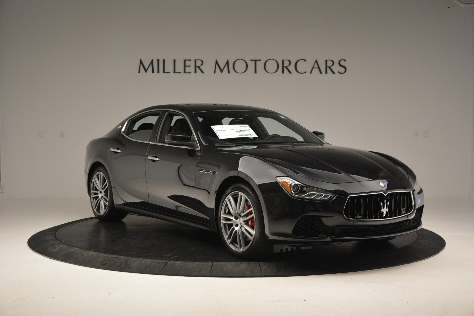 New 2017 Maserati Ghibli S Q4 For Sale In Greenwich, CT. Alfa Romeo of Greenwich, M1692 605_p11