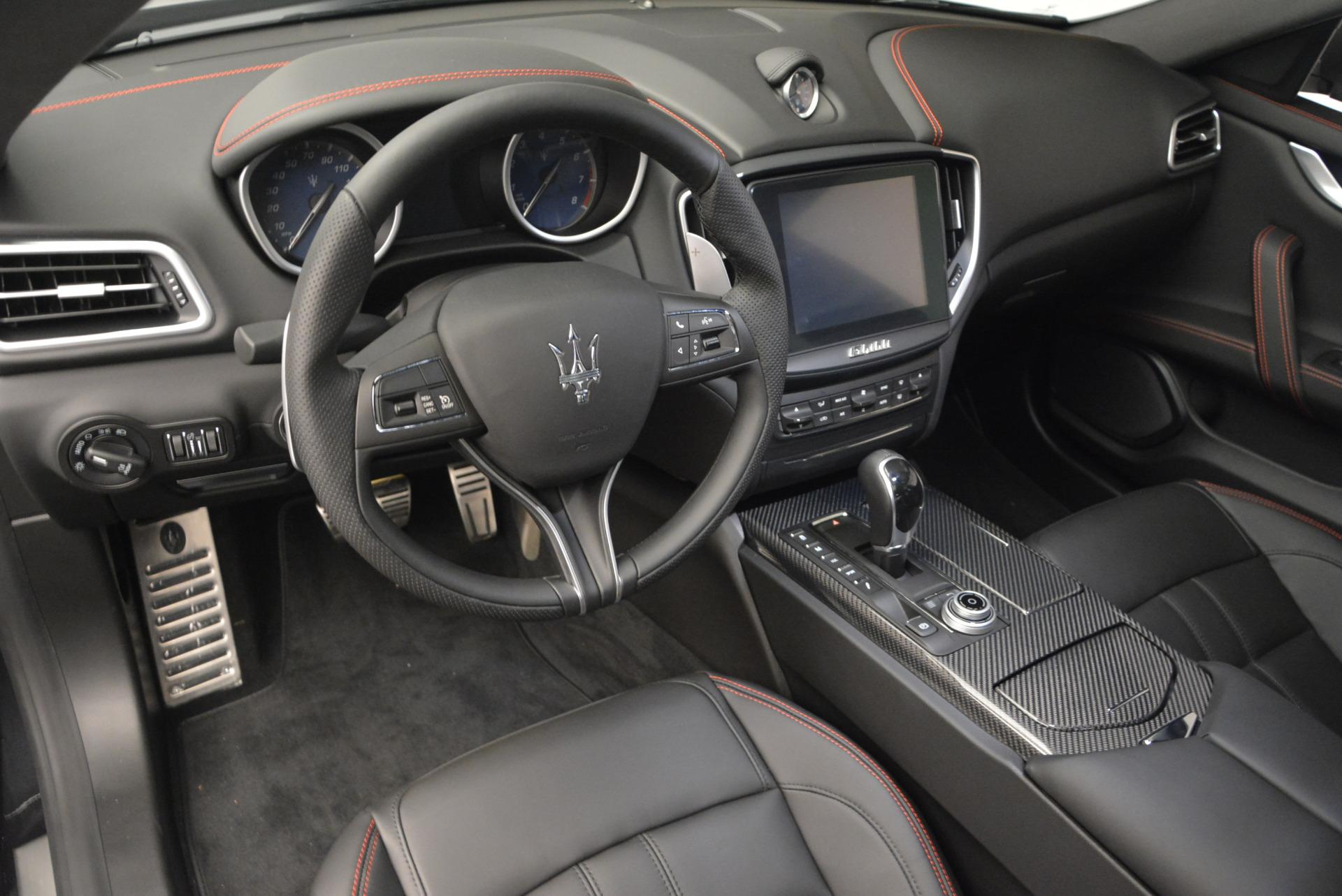 New 2017 Maserati Ghibli S Q4 For Sale In Greenwich, CT. Alfa Romeo of Greenwich, M1692 605_p13