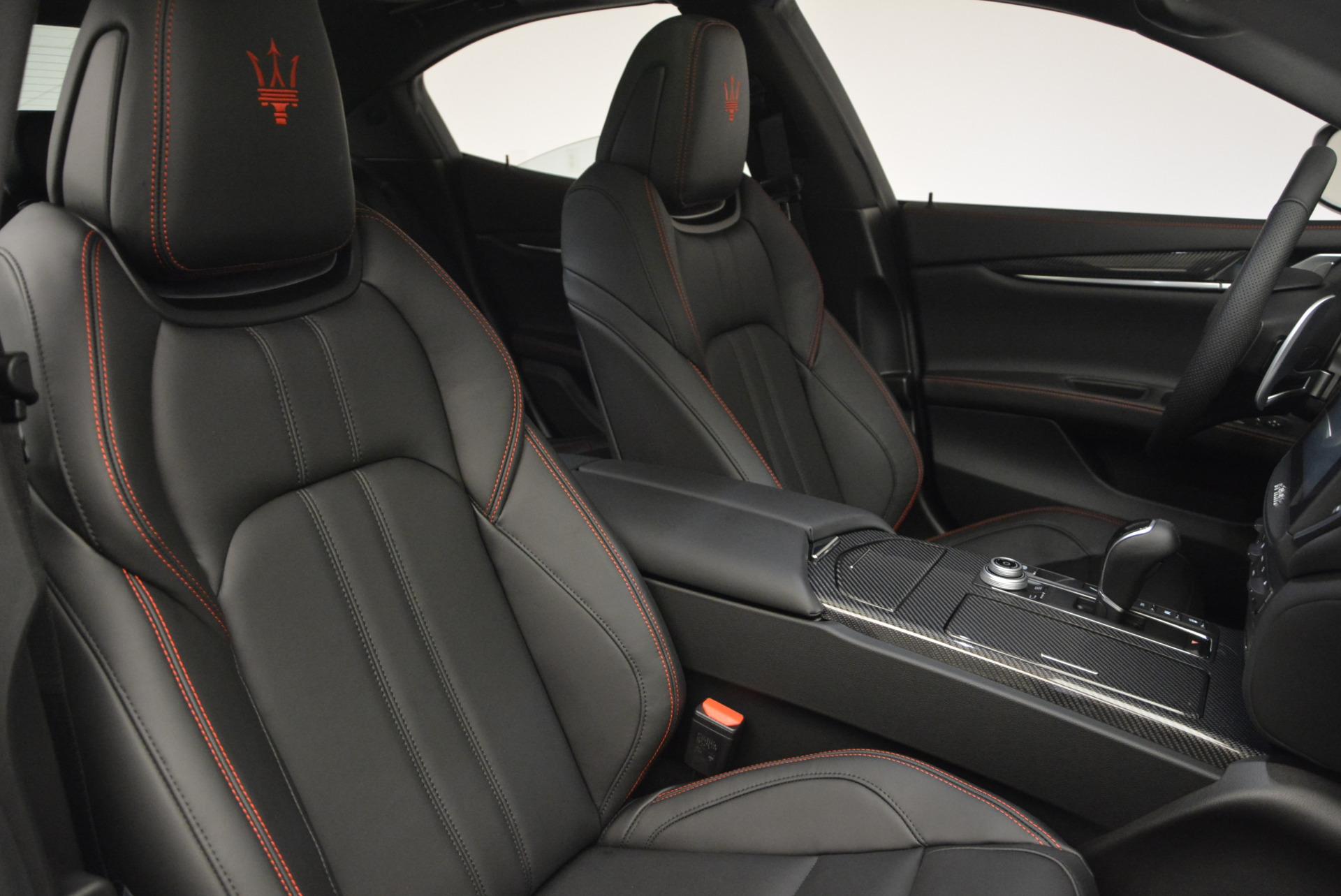New 2017 Maserati Ghibli S Q4 For Sale In Greenwich, CT. Alfa Romeo of Greenwich, M1692 605_p22