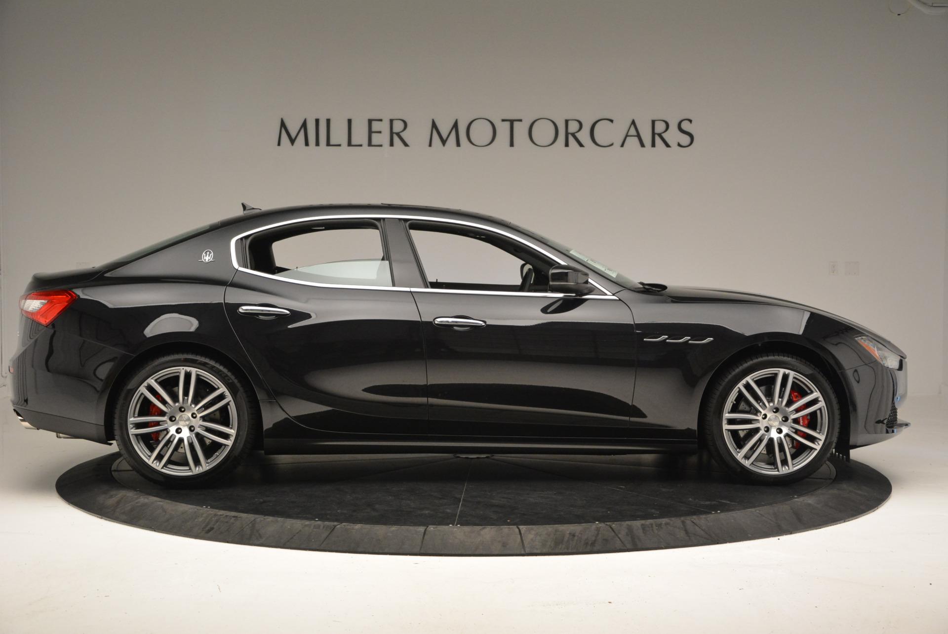 New 2017 Maserati Ghibli S Q4 For Sale In Greenwich, CT. Alfa Romeo of Greenwich, M1692 605_p9