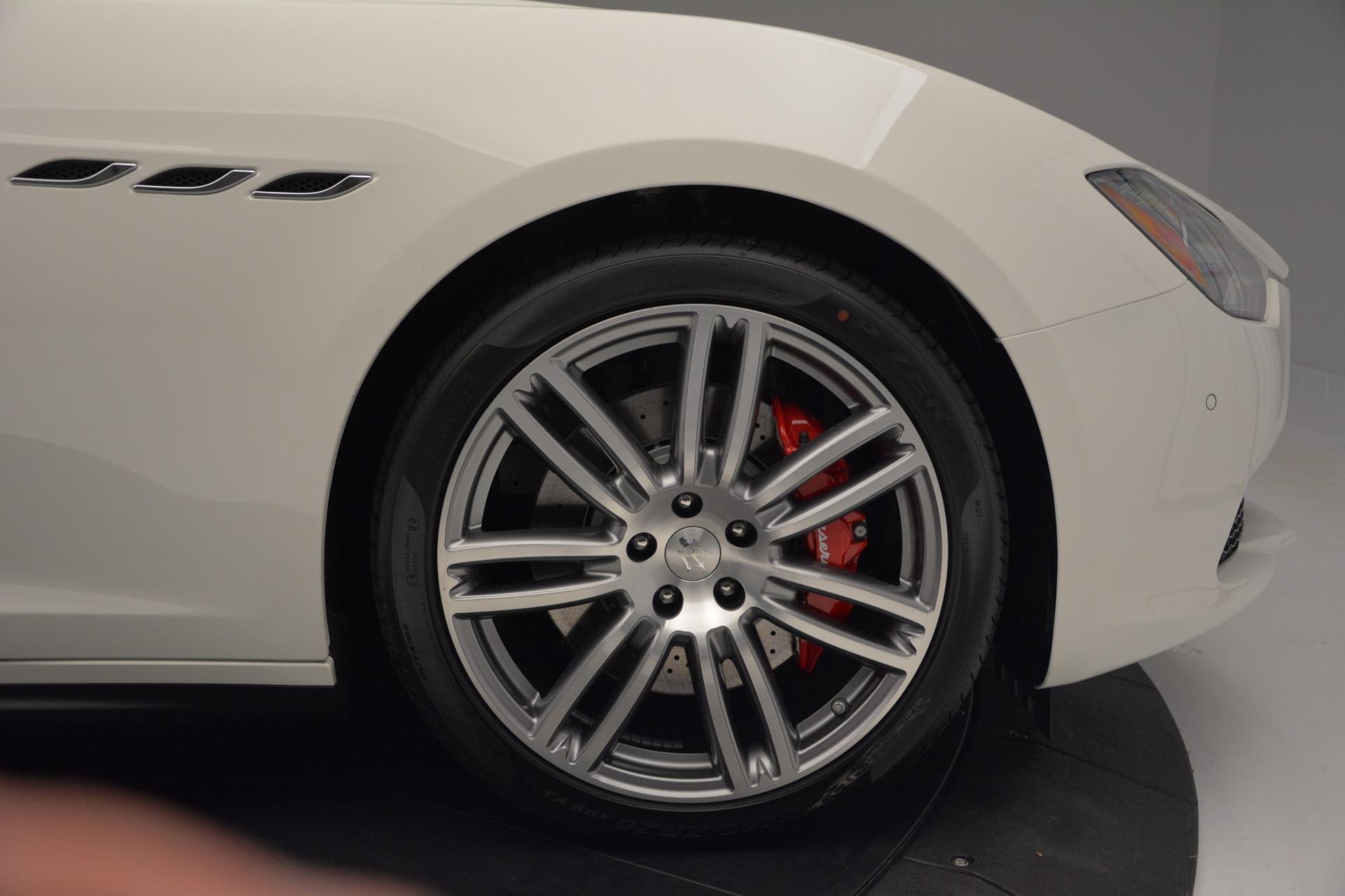 New 2017 Maserati Ghibli S Q4 For Sale In Greenwich, CT. Alfa Romeo of Greenwich, M1695 606_p27
