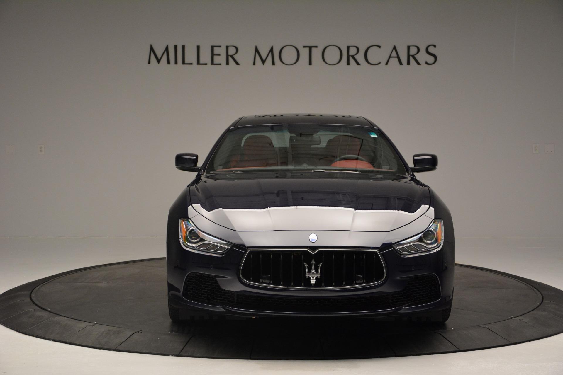New 2017 Maserati Ghibli S Q4 For Sale In Greenwich, CT. Alfa Romeo of Greenwich, M1691 607_p10