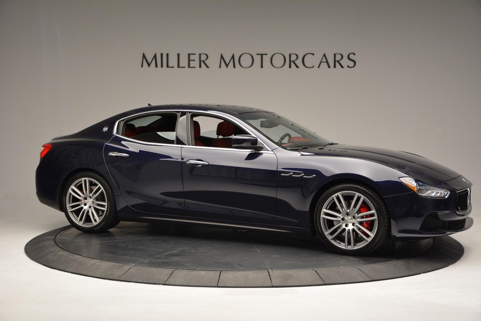 New 2017 Maserati Ghibli S Q4 For Sale In Greenwich, CT. Alfa Romeo of Greenwich, M1691 607_p25