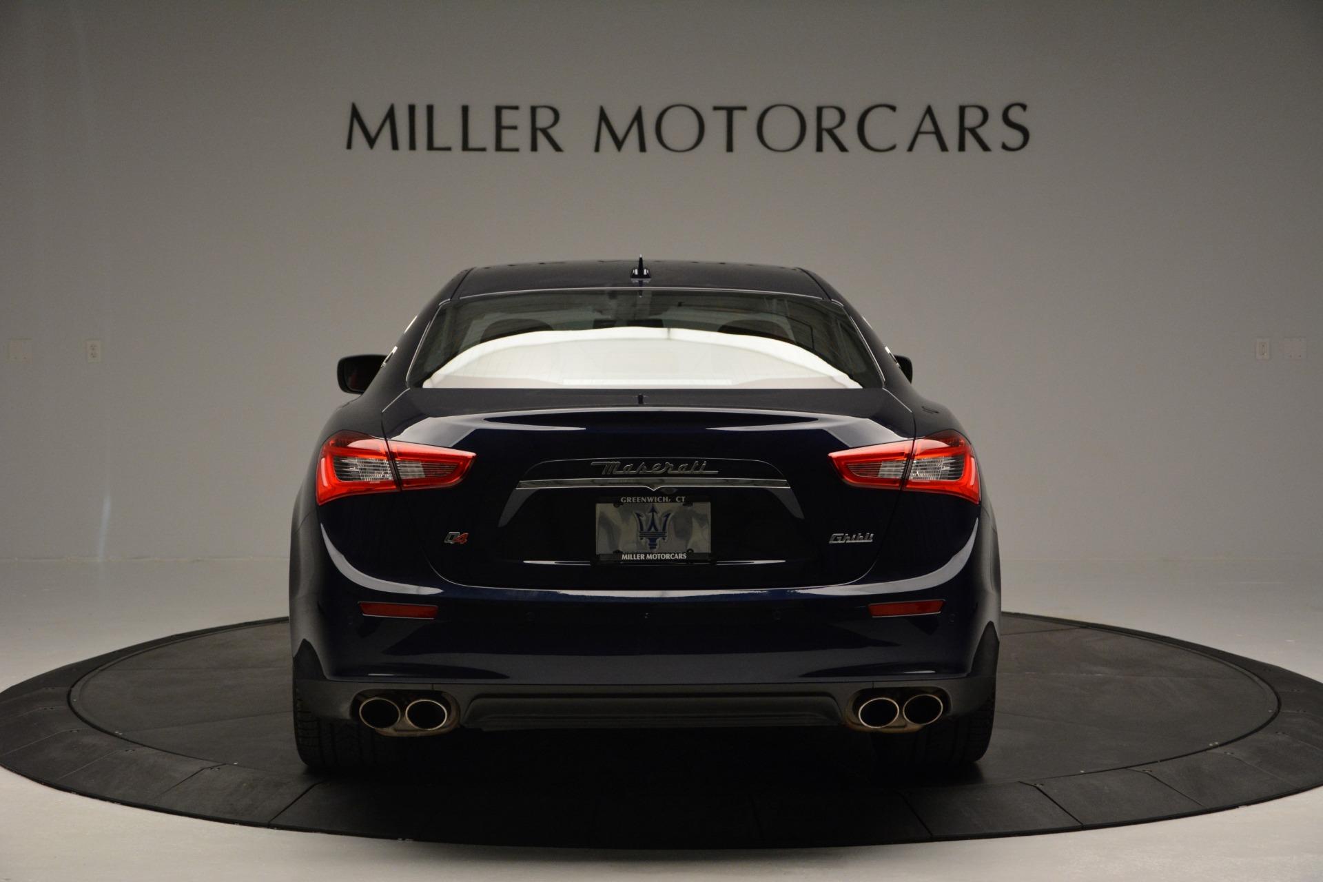 New 2017 Maserati Ghibli S Q4 For Sale In Greenwich, CT. Alfa Romeo of Greenwich, M1691 607_p6
