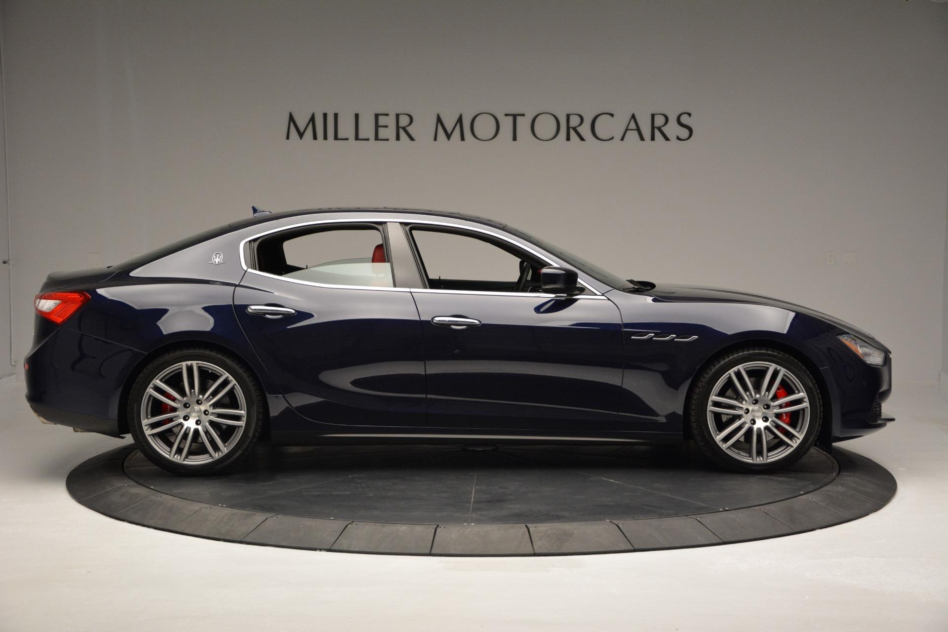 New 2017 Maserati Ghibli S Q4 For Sale In Greenwich, CT. Alfa Romeo of Greenwich, M1691 607_p9